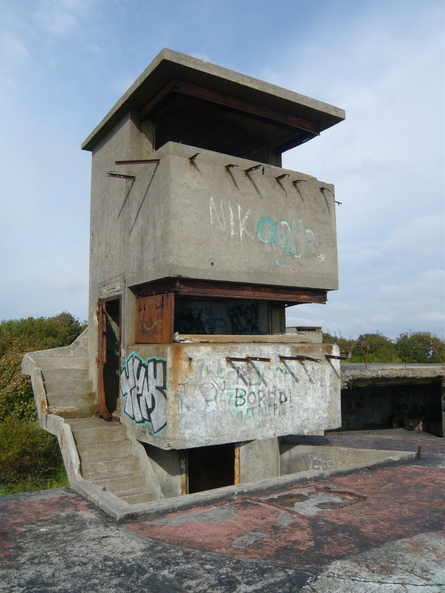 Observation Post by Bob Durrant.64