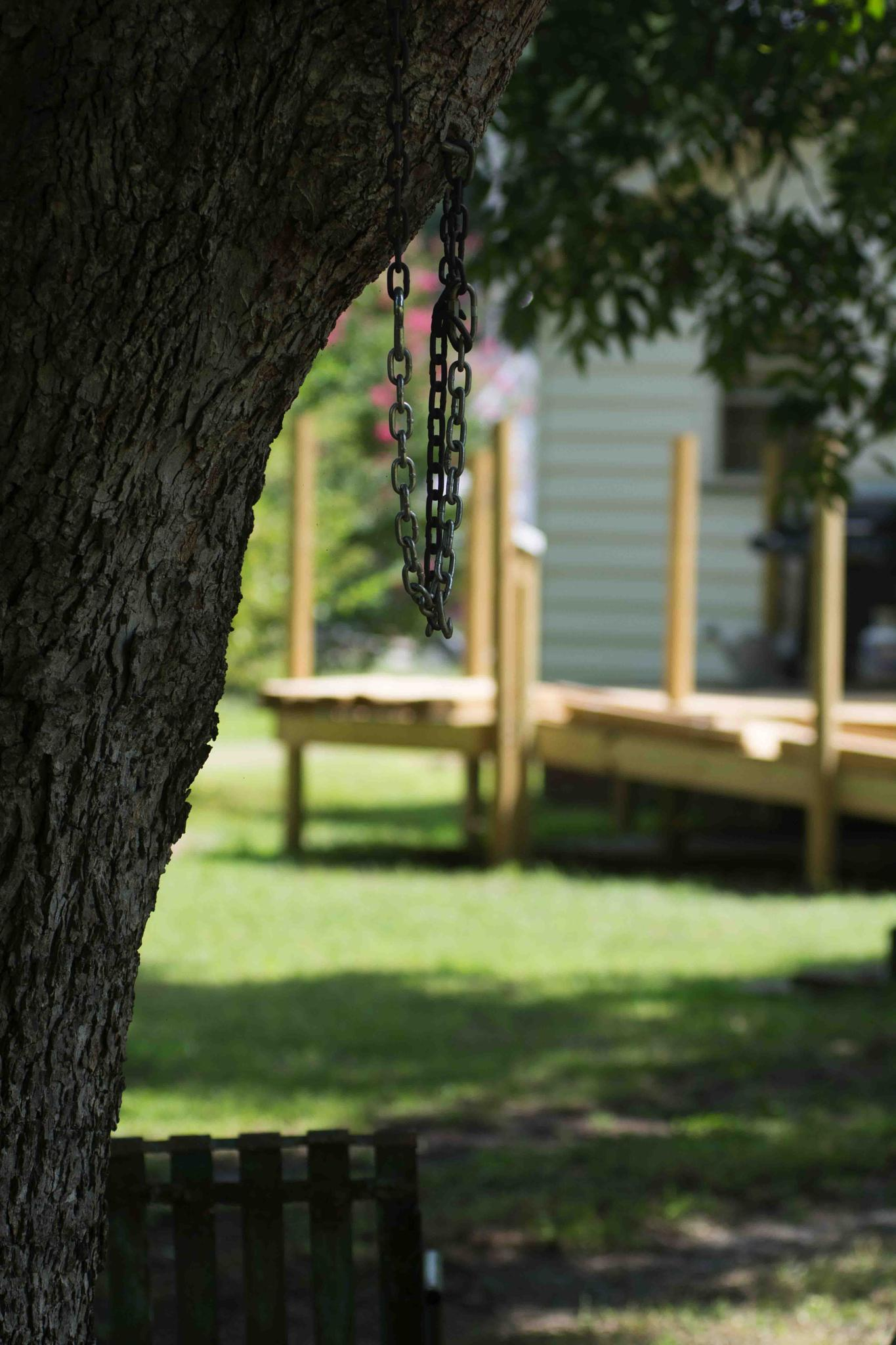 Hangin with the chain- by Matt Wolbert Photography