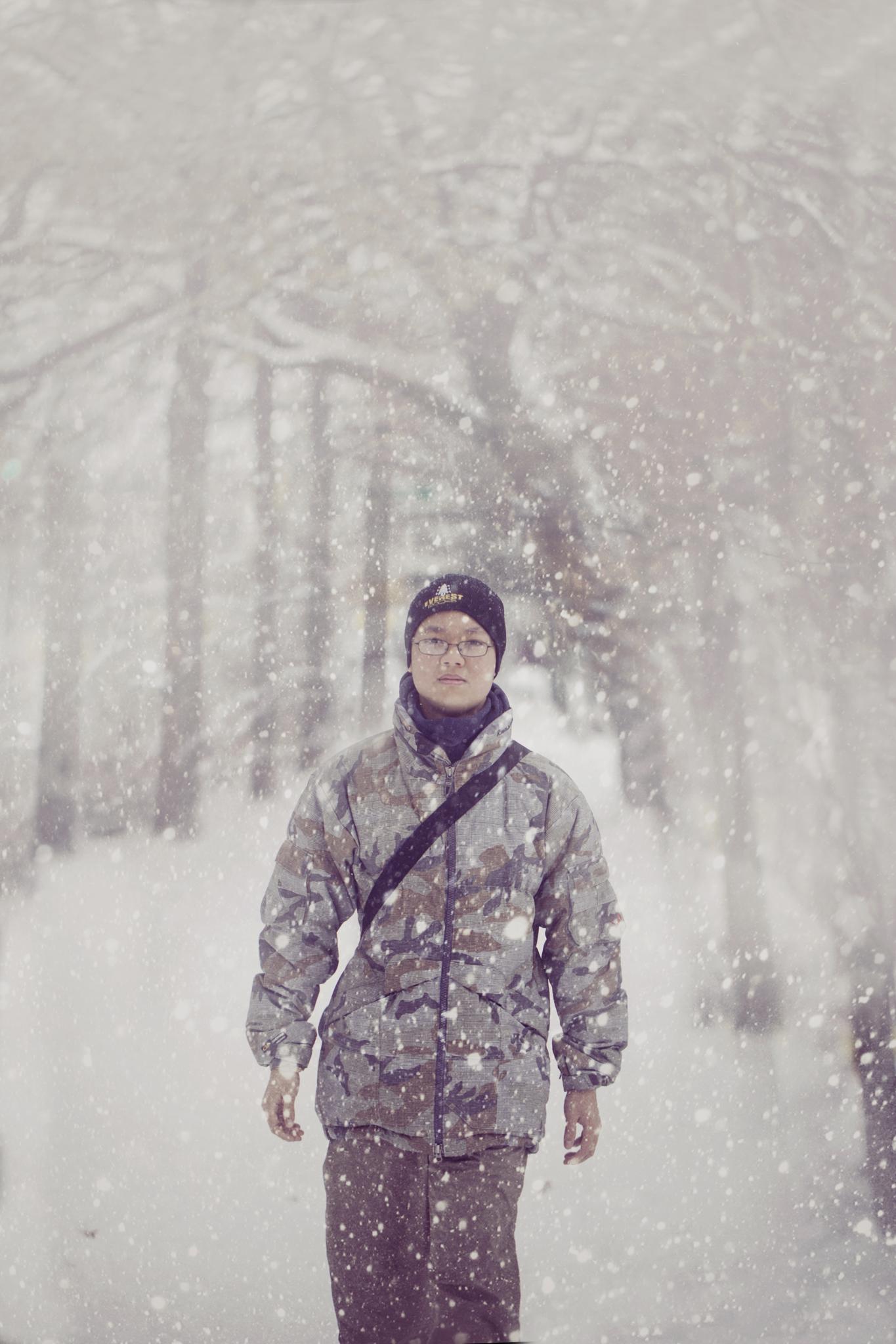 Snow Storm 2015 by djoni.djaafar