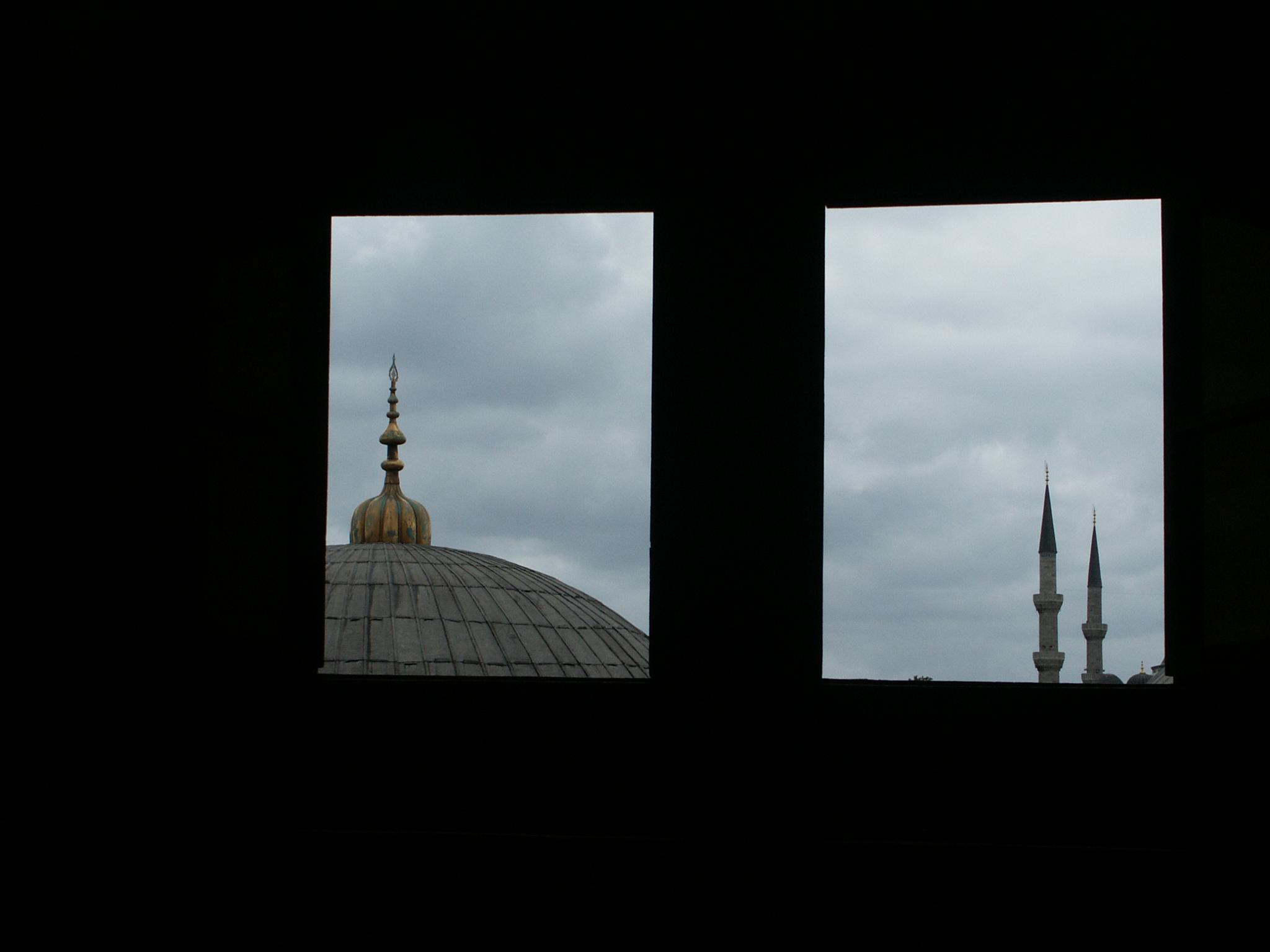 Inside the Mosque by pierpa63