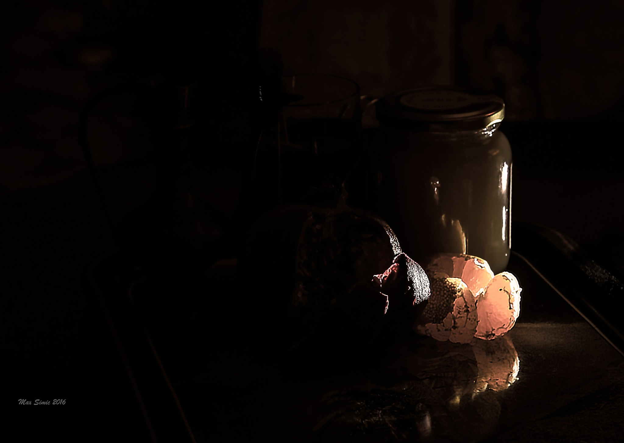 Darkness by MaxBSimic
