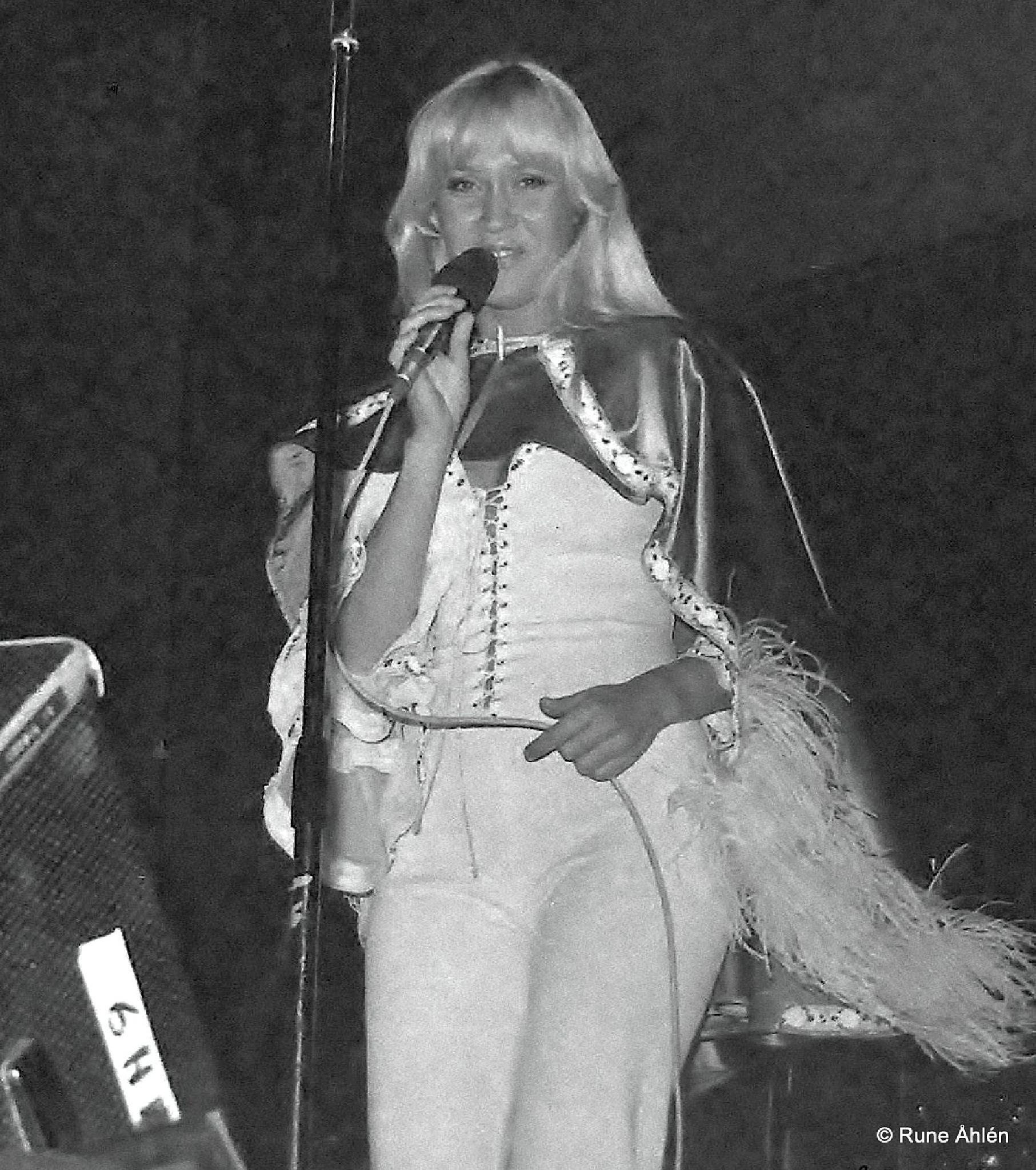 Agneta (ABBA) by rune.ahlen.7