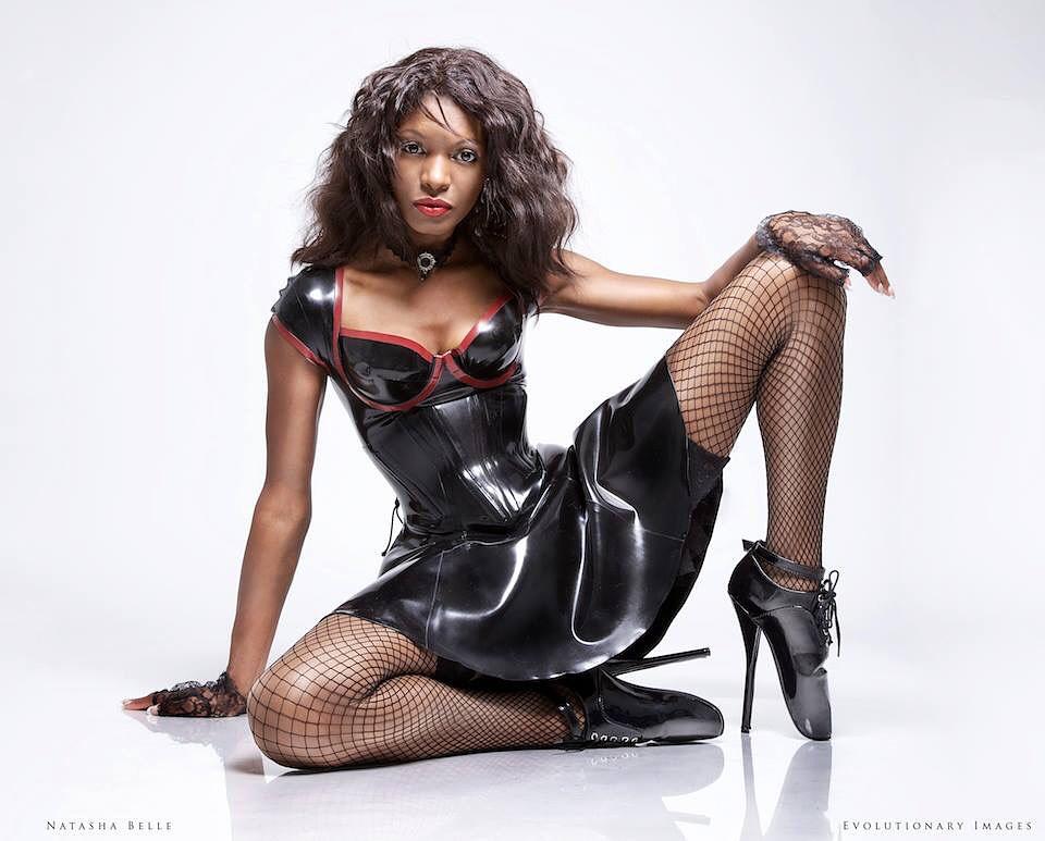 Natasha by Mike Evans (Evolutionary Images)