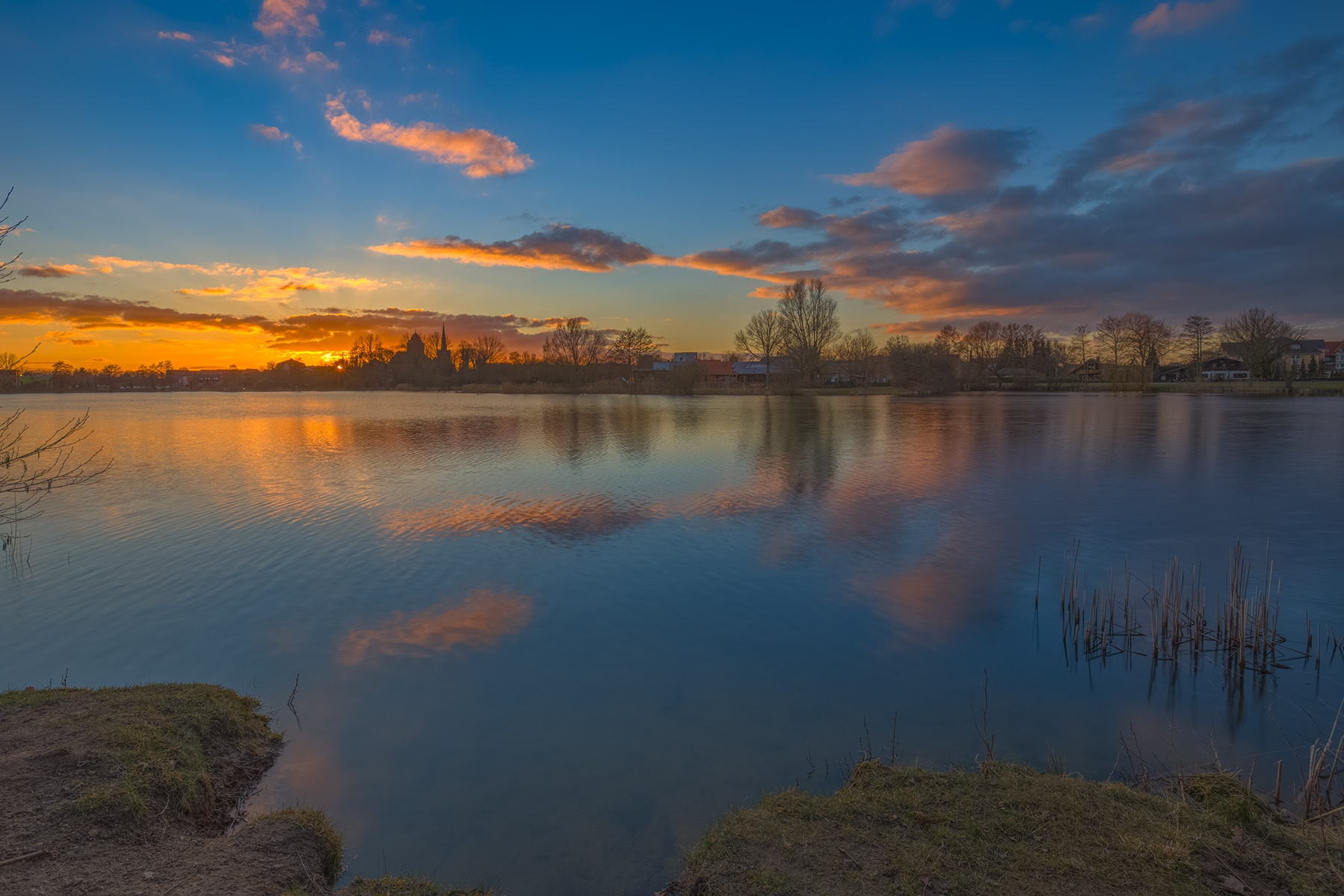 Sunset from March 15th, 2016 by Maik Richter Photography