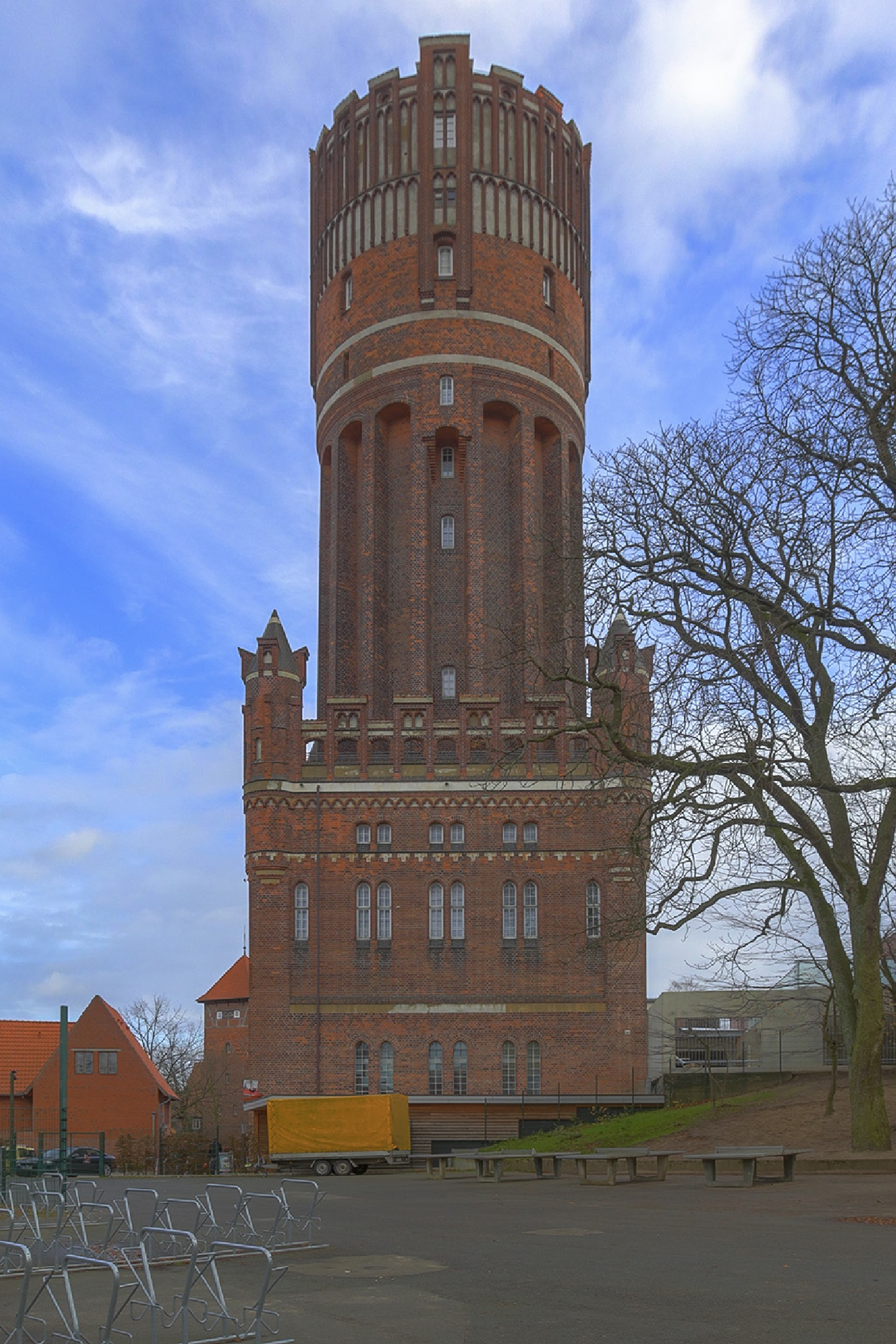 Water Tower by Maik Richter Photography
