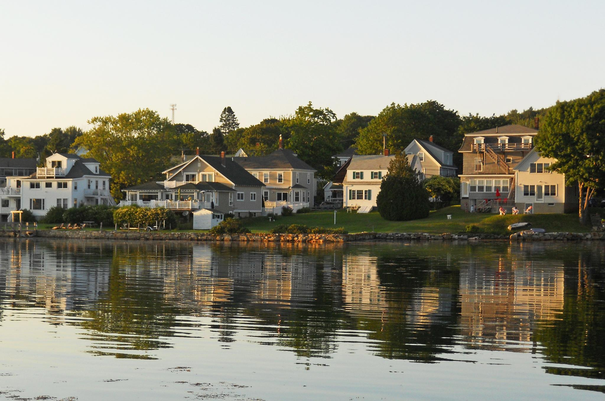 Boothbay Homes by WCGPhoto1