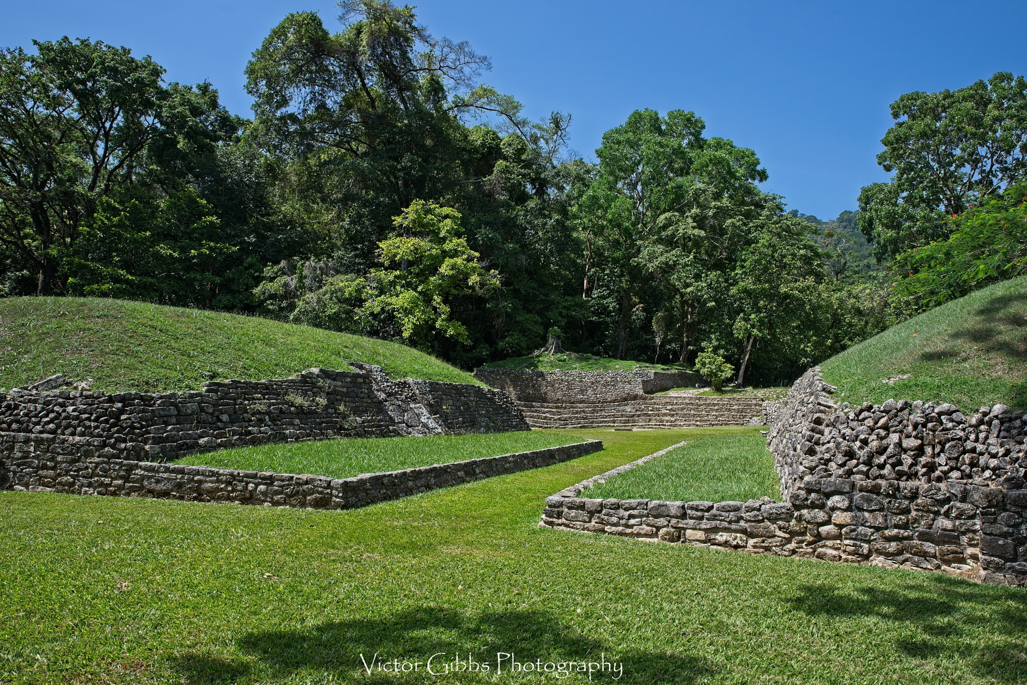 Palenque Ball Court by food4thoth