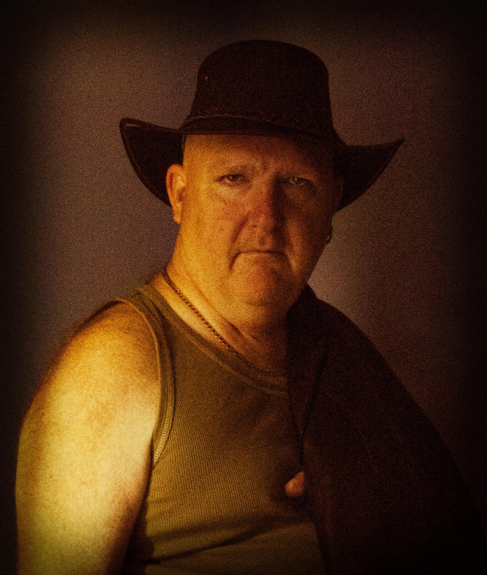 Self Portrait by Ian Gardner