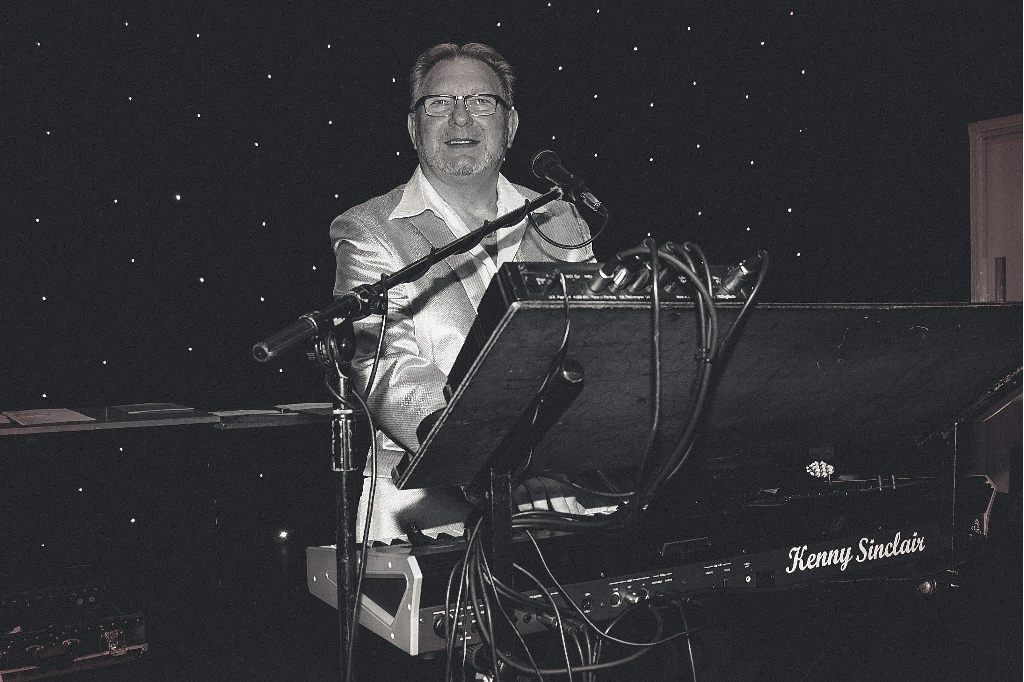 Kenny Sinclair by Ian Gardner