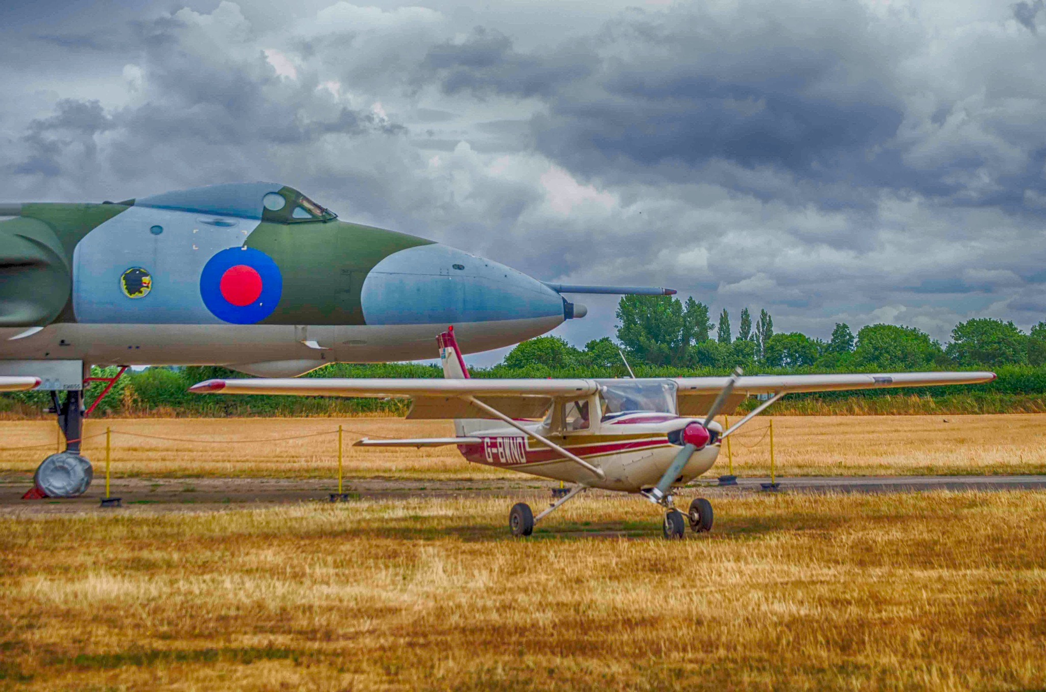 Little And Large by Ian Gardner