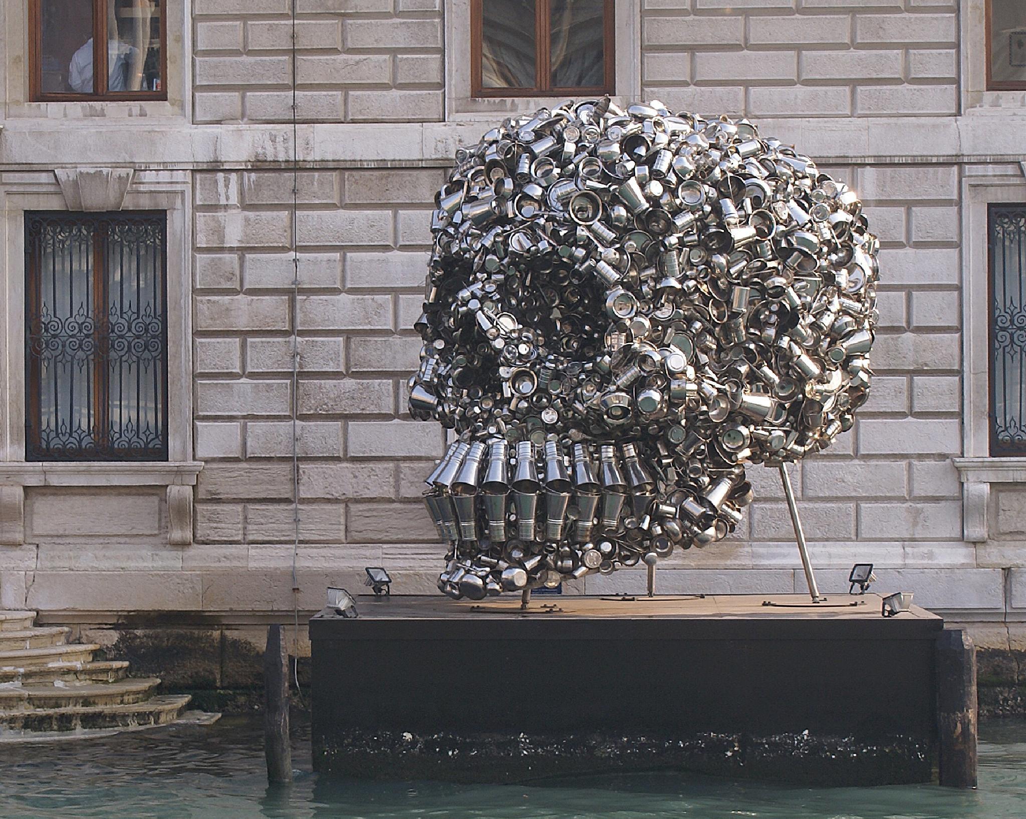 Big skull by 🇸🇪 Lars Flodmark