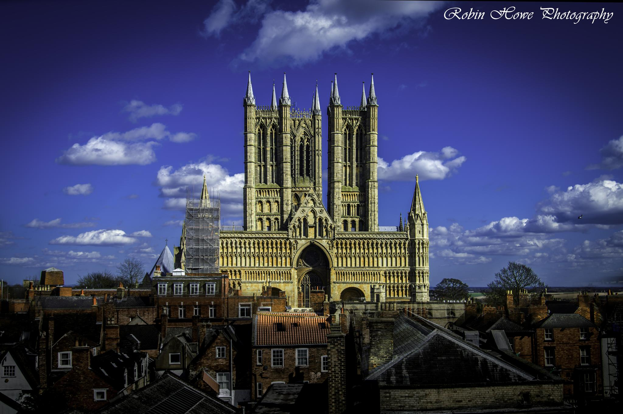 Lincoln Cathedral  by robin.howe.56