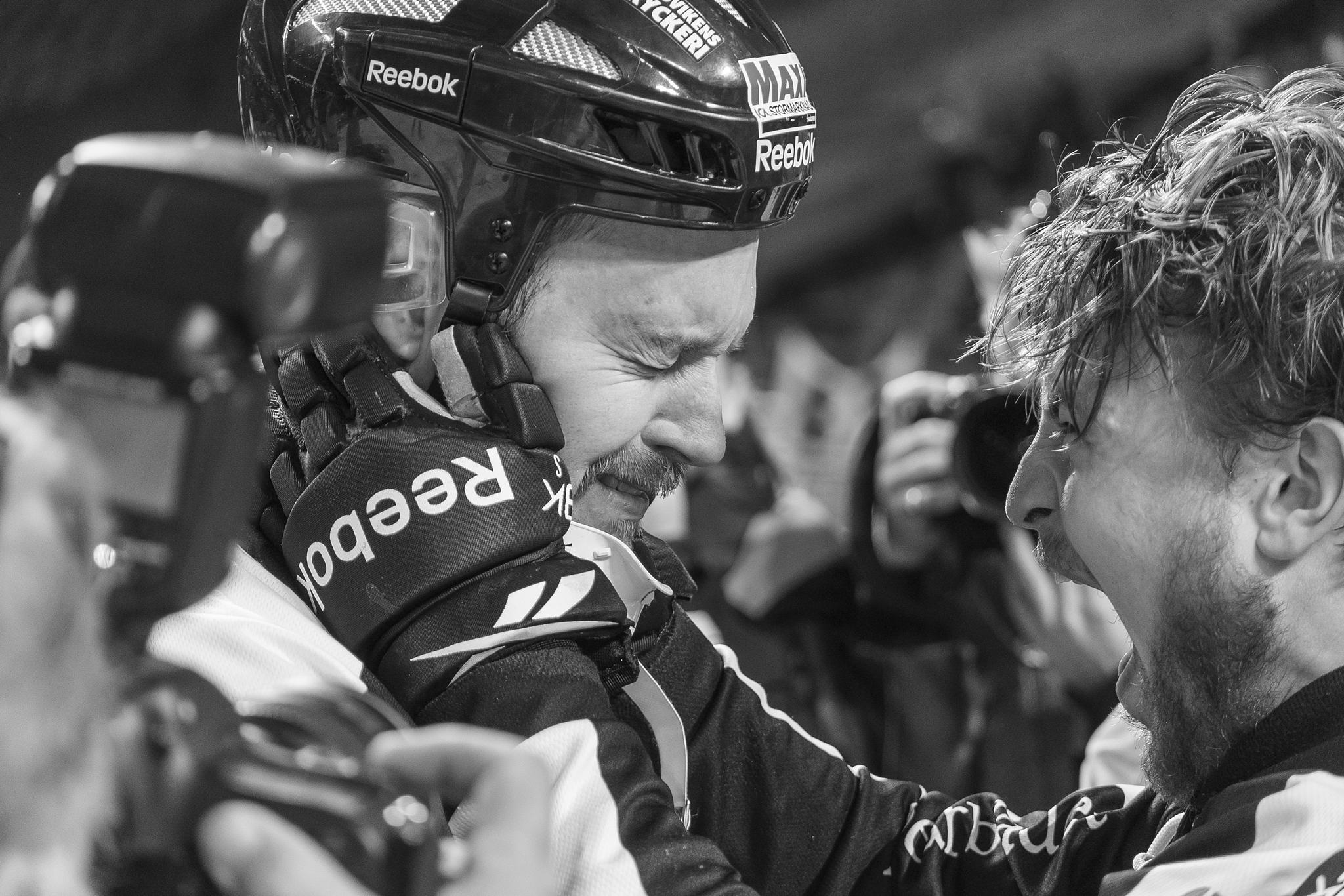 The last game. Emotions.  by romus.ramstrom