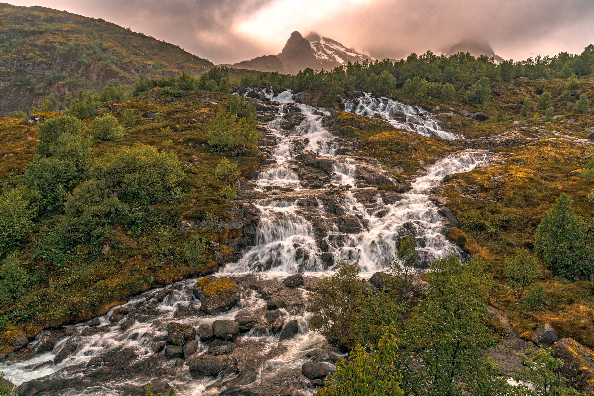 Rainfall is on the way  by romus.ramstrom