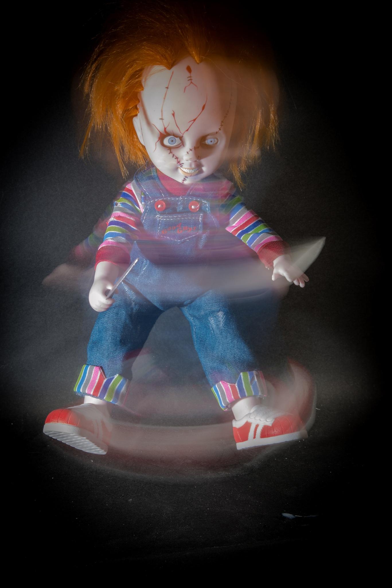 Chucky goes wild by larserik.keding
