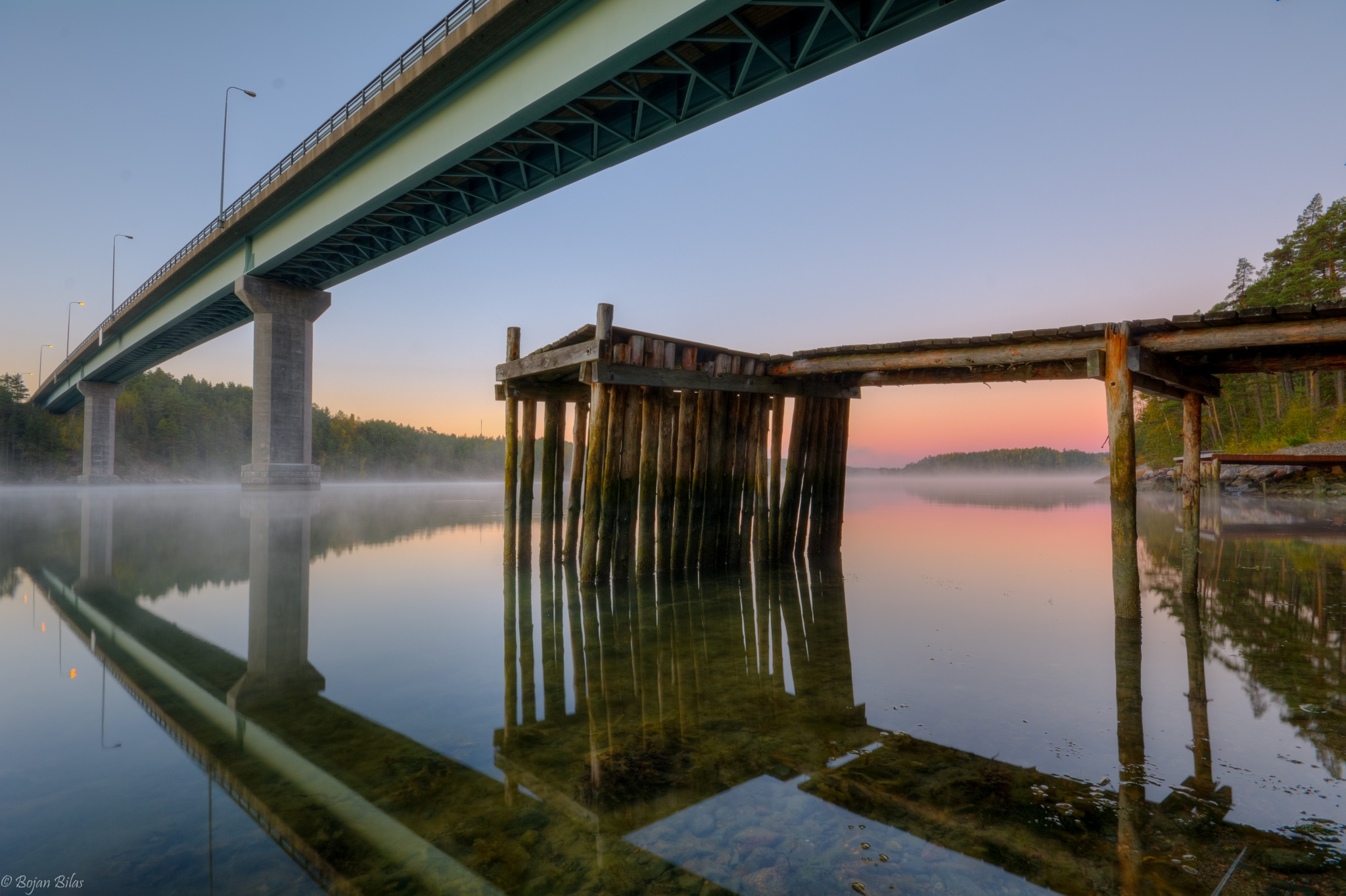 Under the Bridge by bojan.bilas