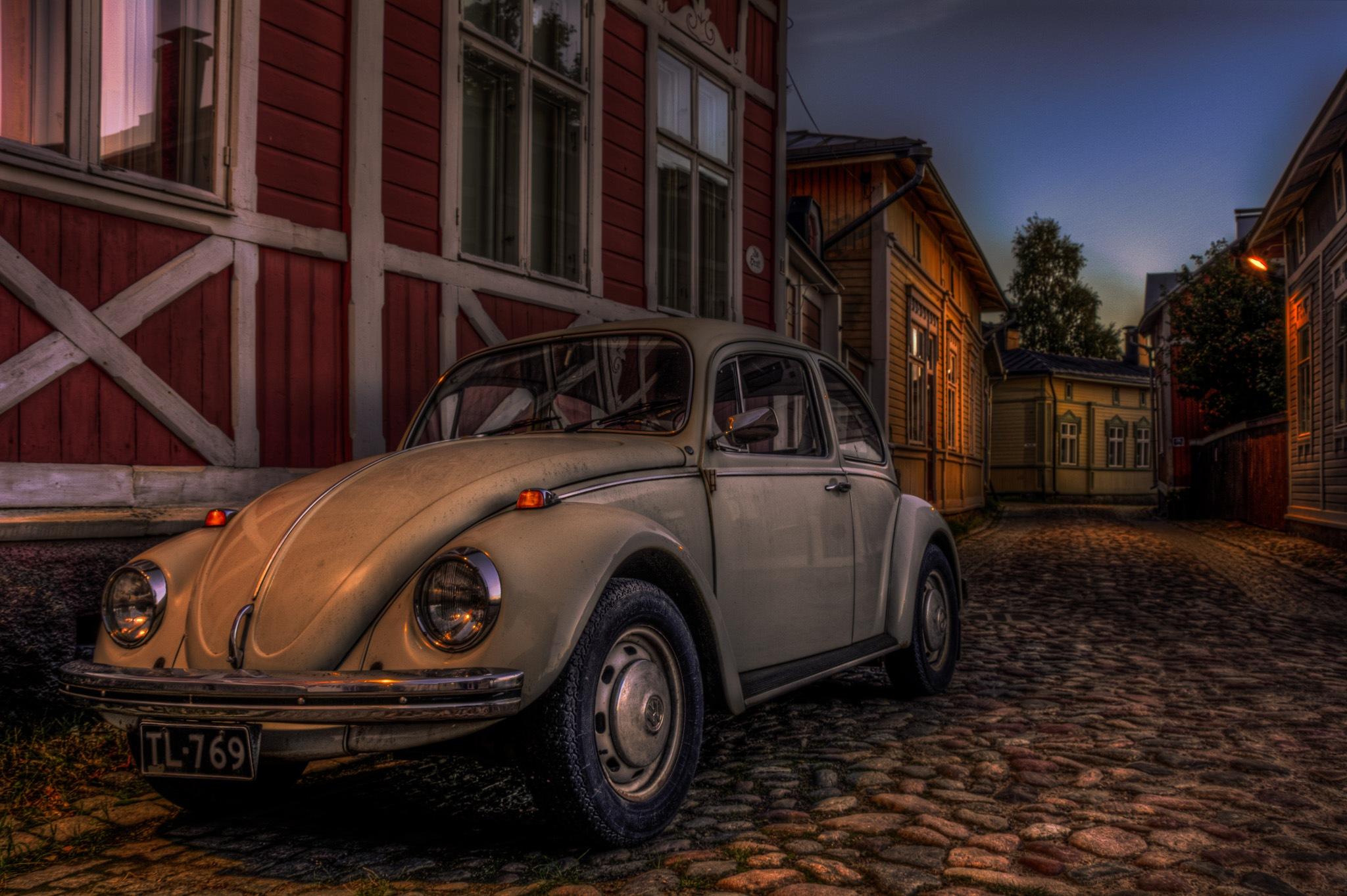 Beetle in Rauma by bojan.bilas