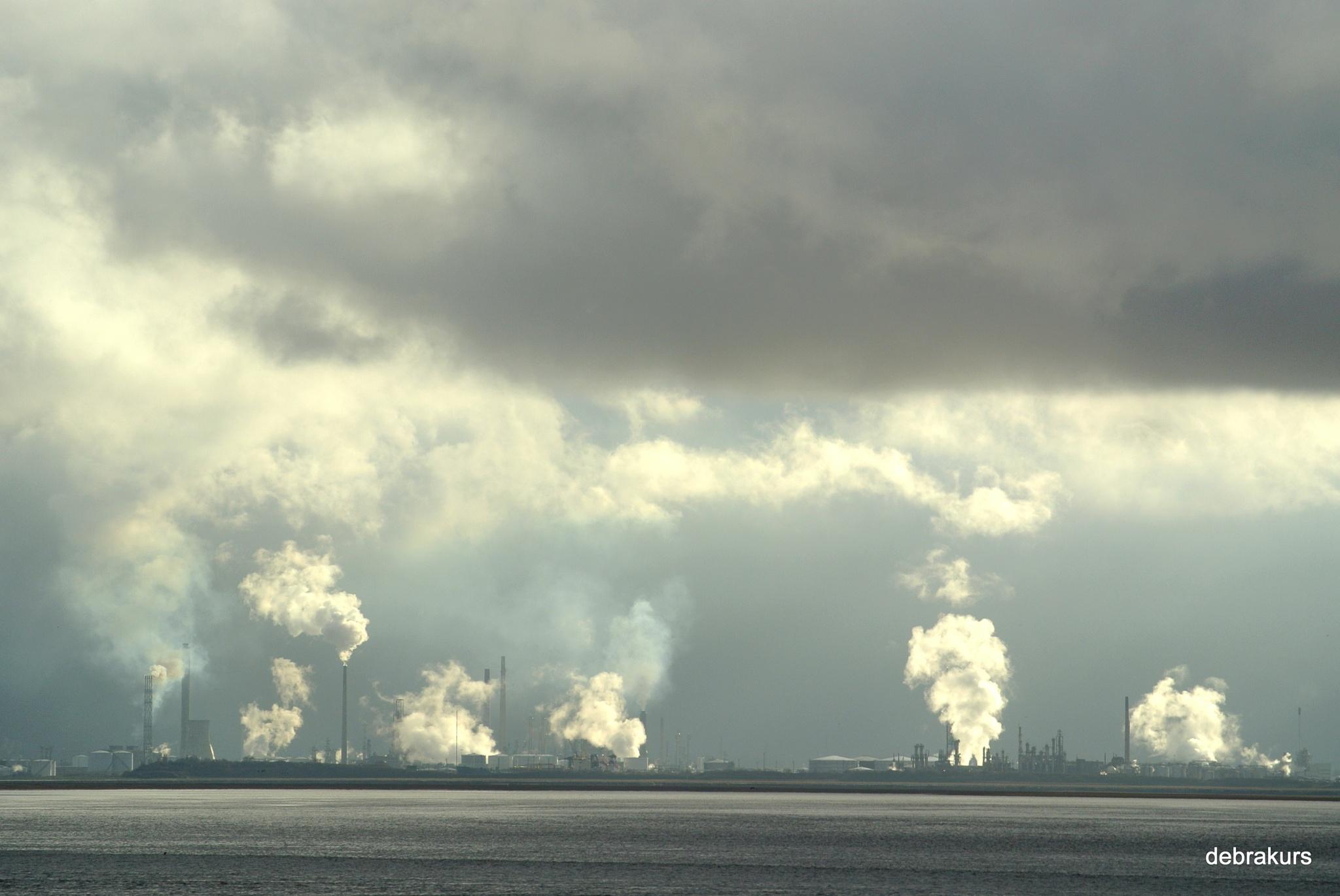 Ominous landscape  by Debra Kurs