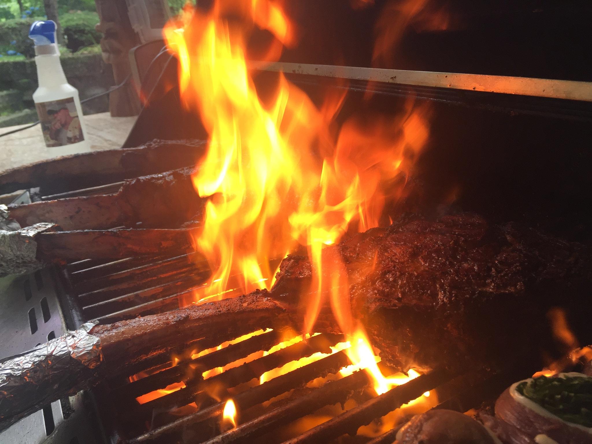 Tomahawk steaks by david.strollo.5