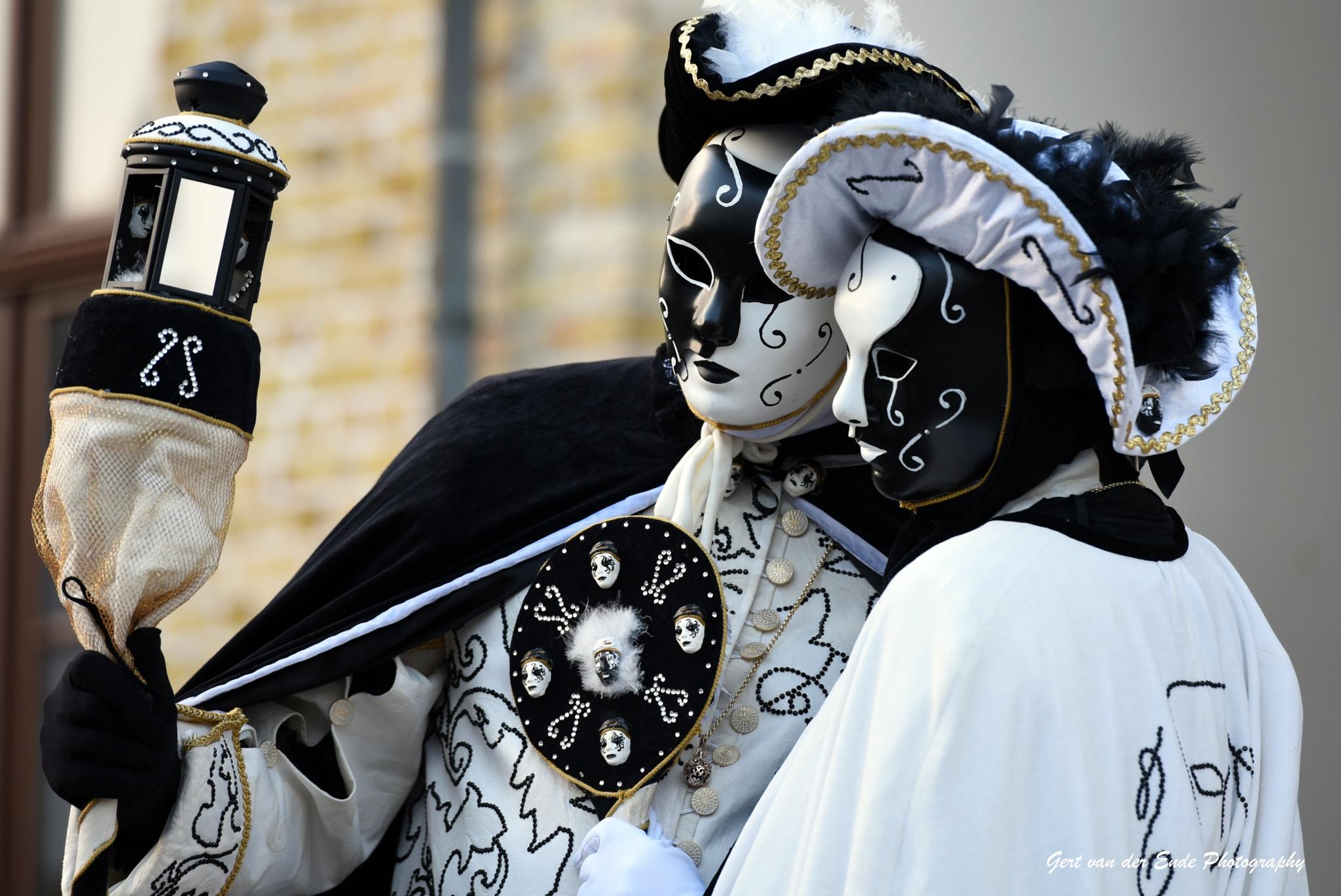 Costumes de Venise 2 by gert.vanderende