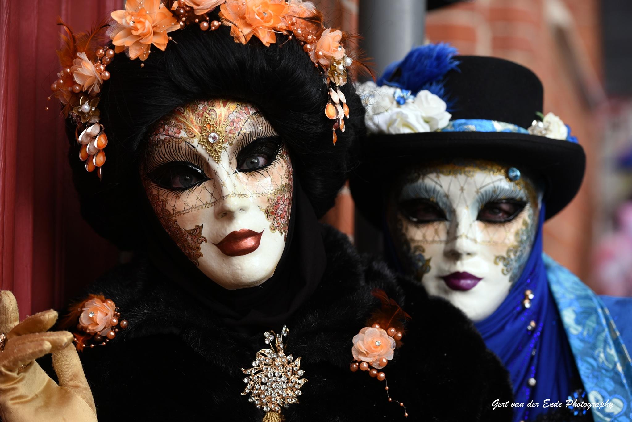 Costumes de Venise 3 by gert.vanderende
