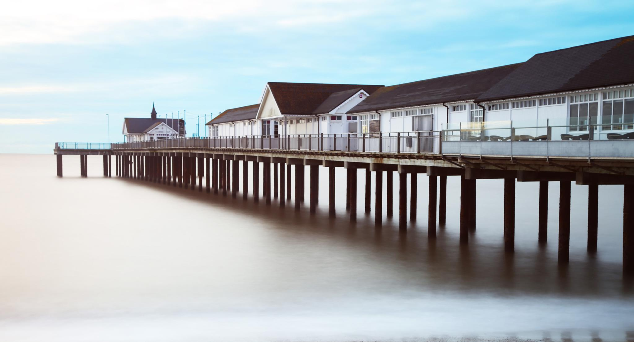 Southwold Pier 03 by Rich0077