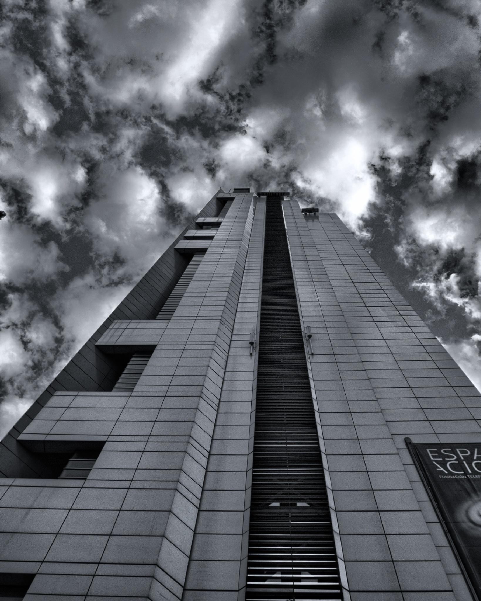 Santiago de chile by Camilo Towers