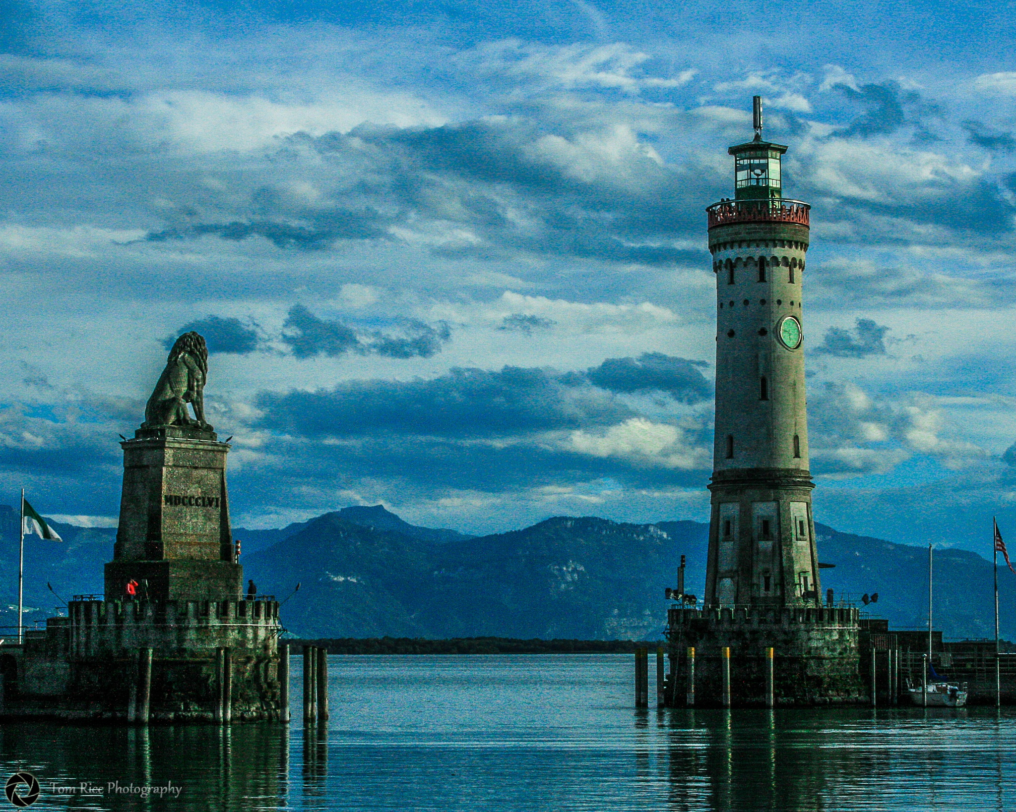 Lighthouse on Lake Constance by tommy.rice