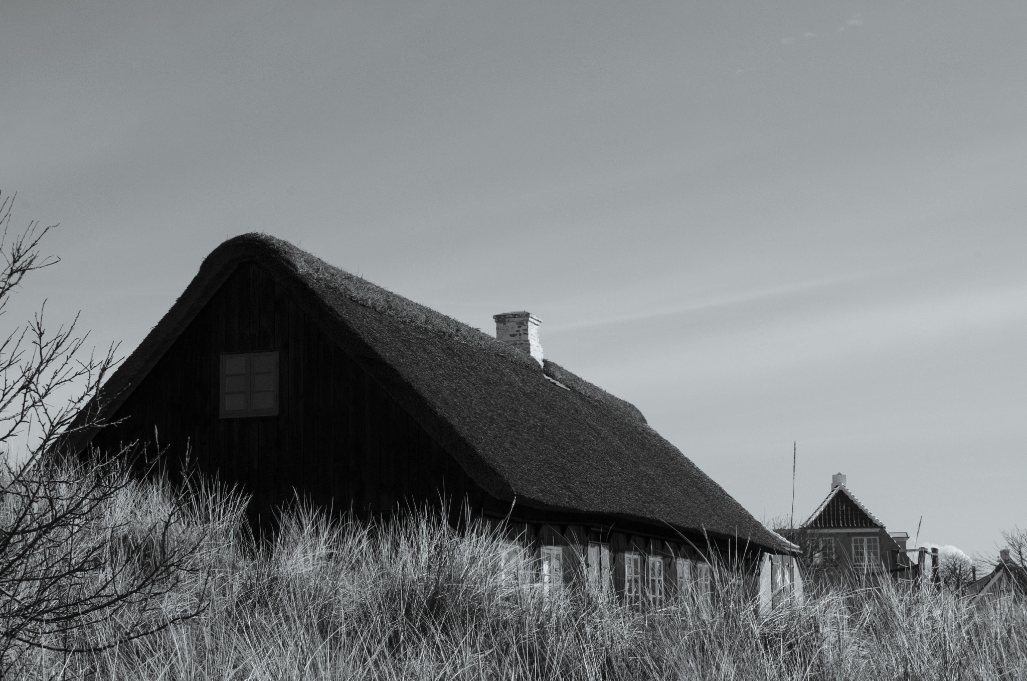 Old House by Leif Heering