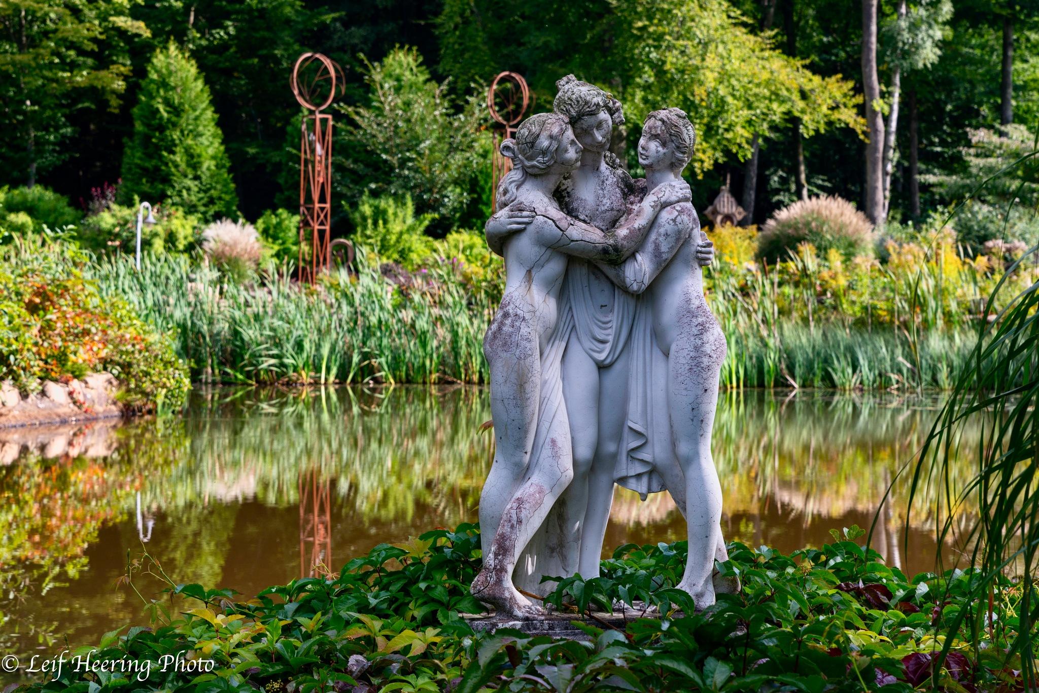Hugs by Leif Heering