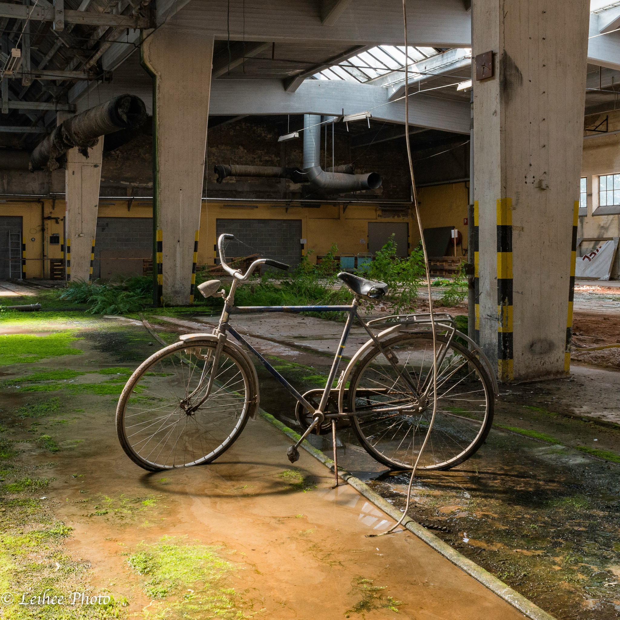 Abandoned by Leif Heering