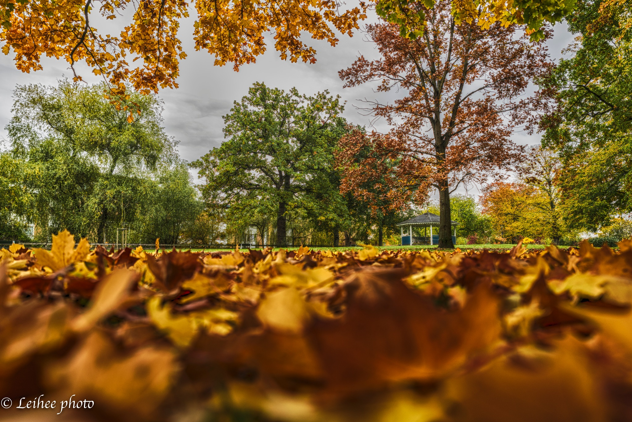 Autumn by Leif Heering
