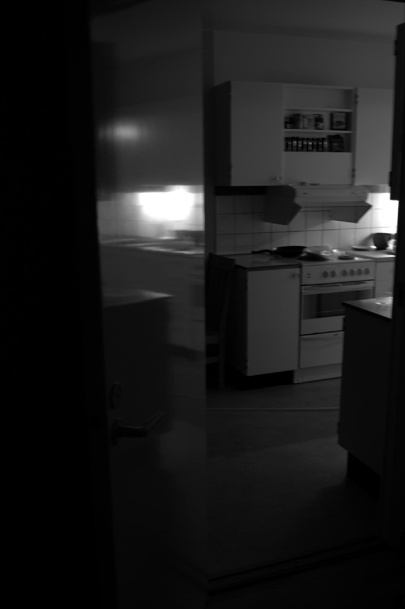 kitchen reflection by InaApla