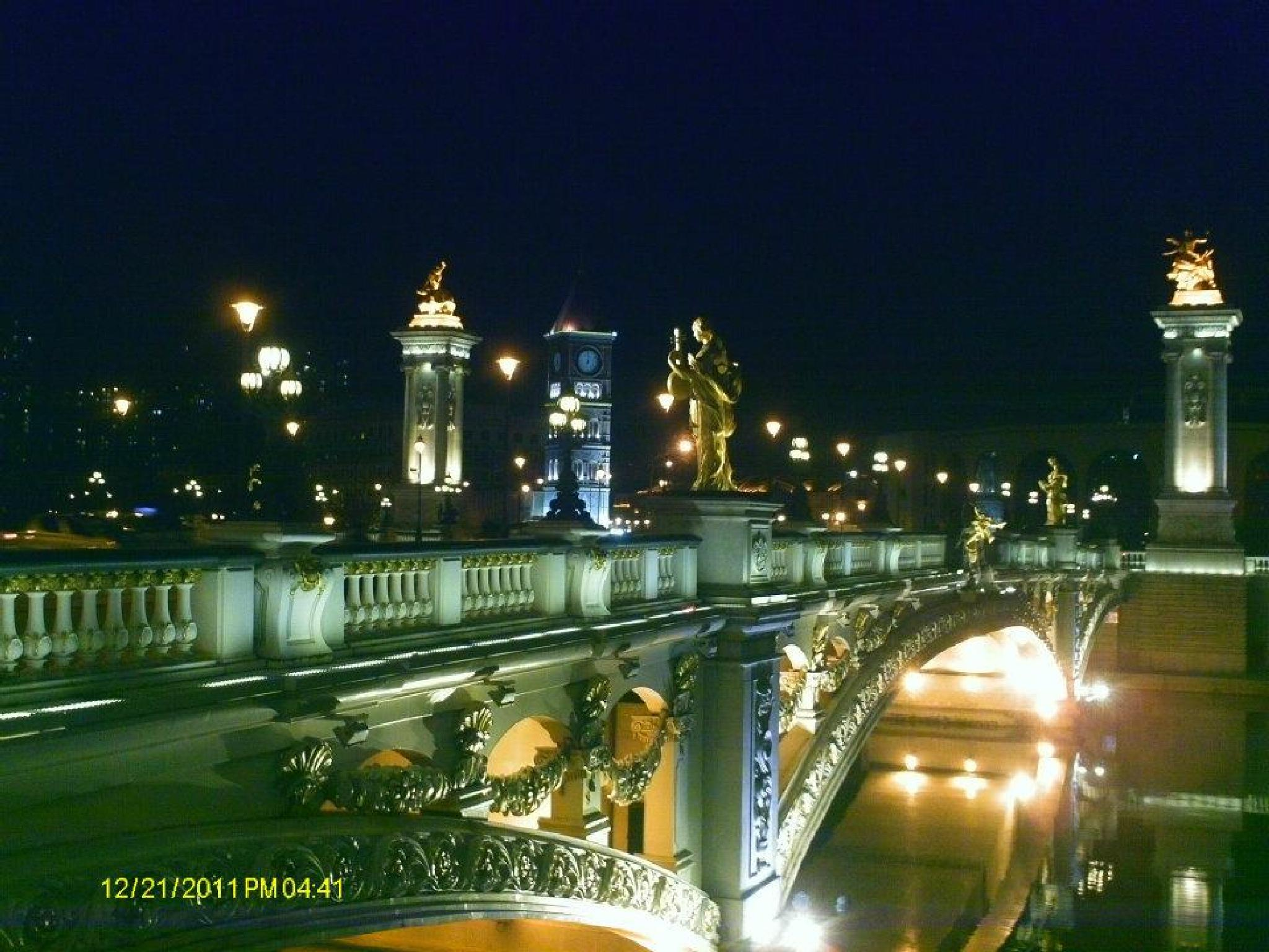 Tianjin lights by imurfin