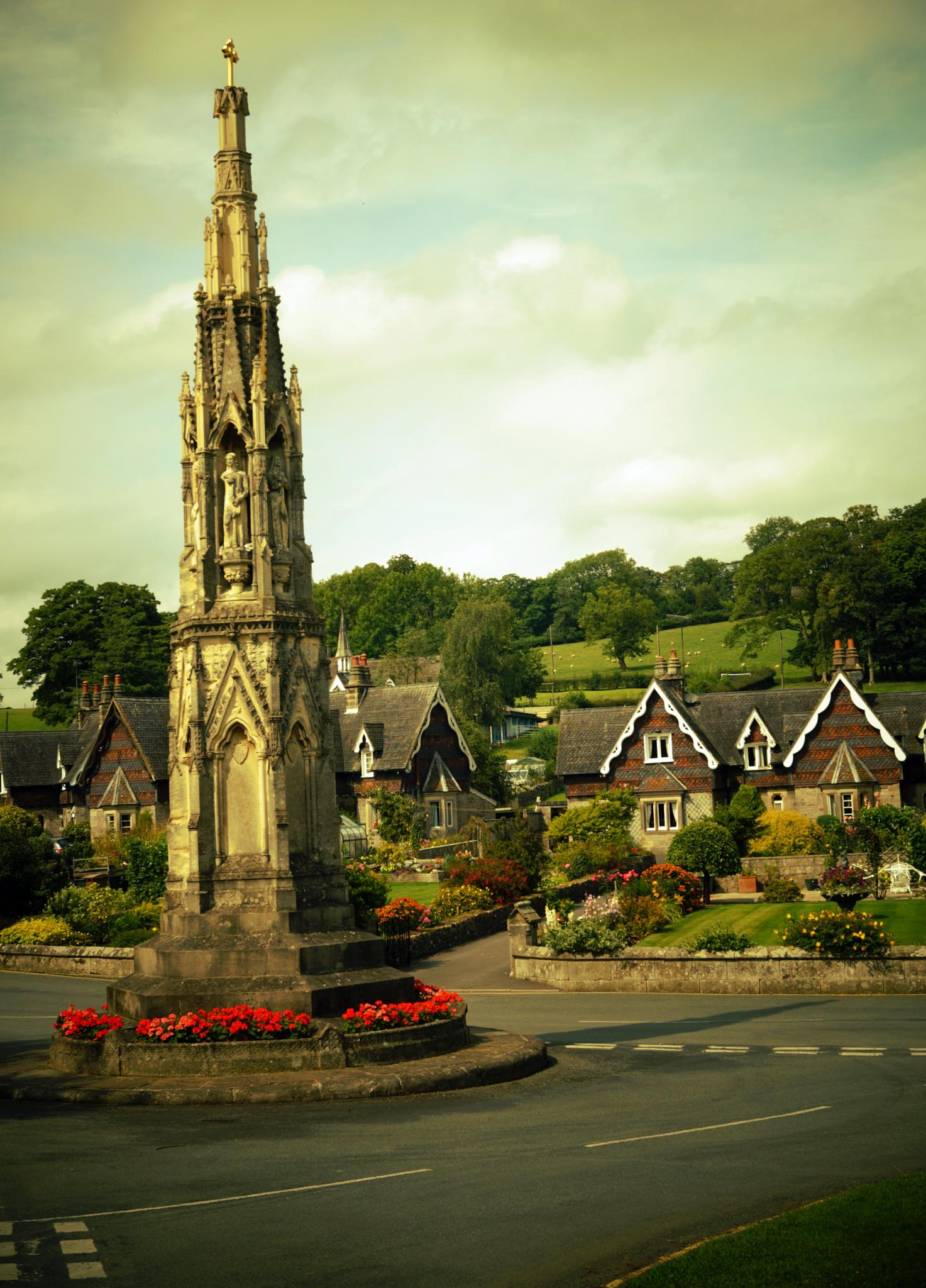 Ilam Cross by imurfin