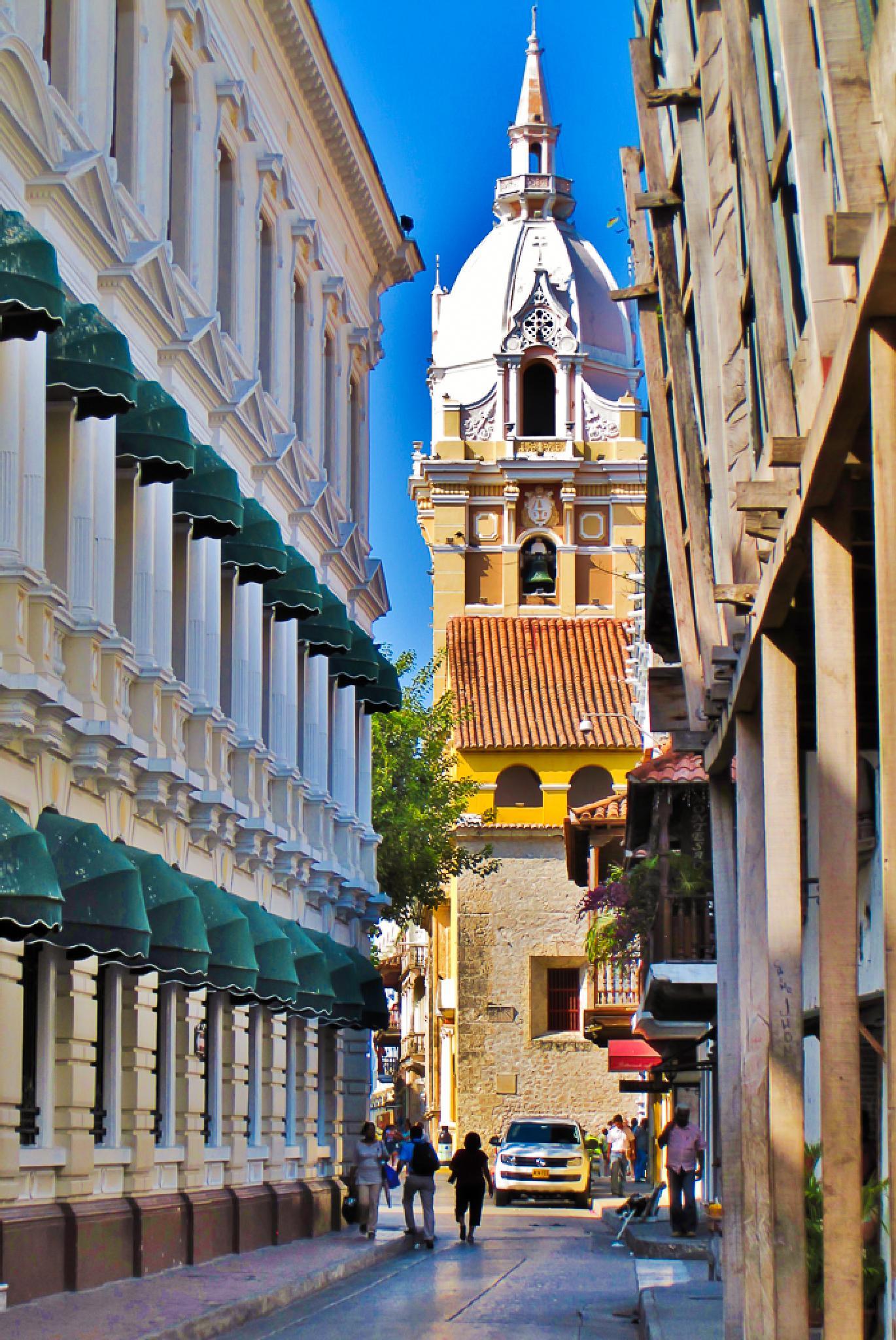 In the end, La iglesia de San Pedro / Cartagena by pescado.feliz