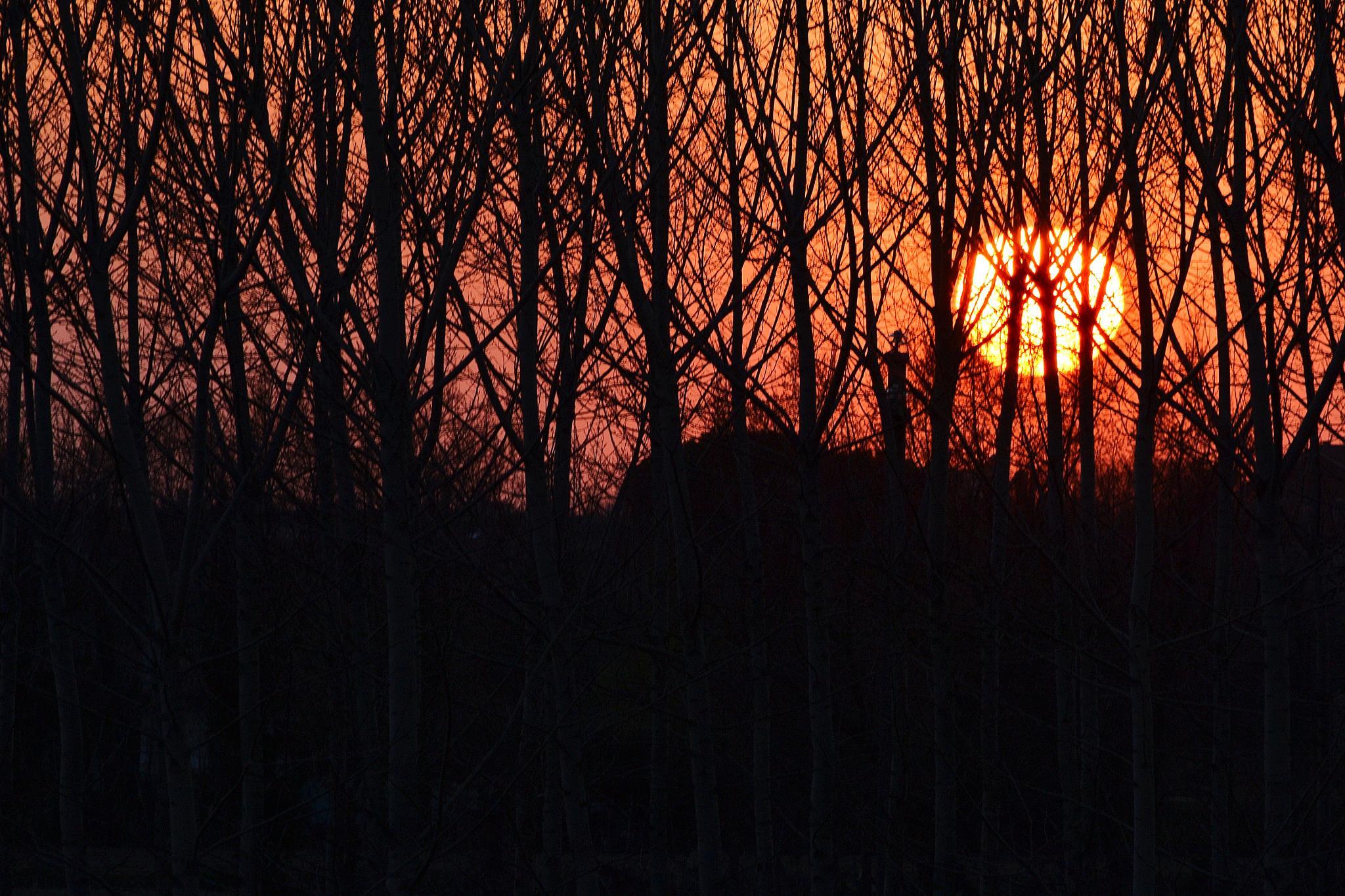 tramonto by danilo.audinino