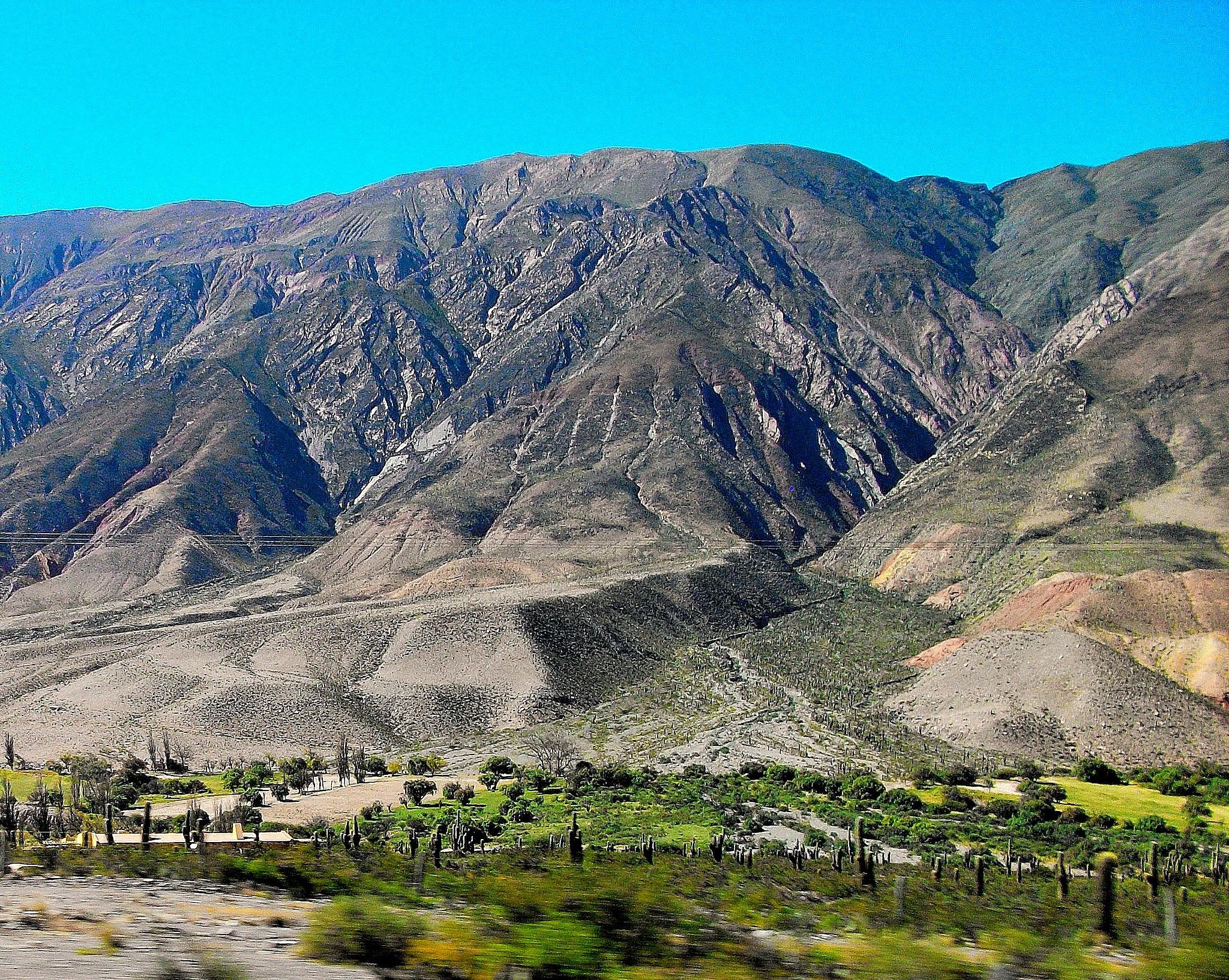 Hills of N.Argentina by maria.telegdy