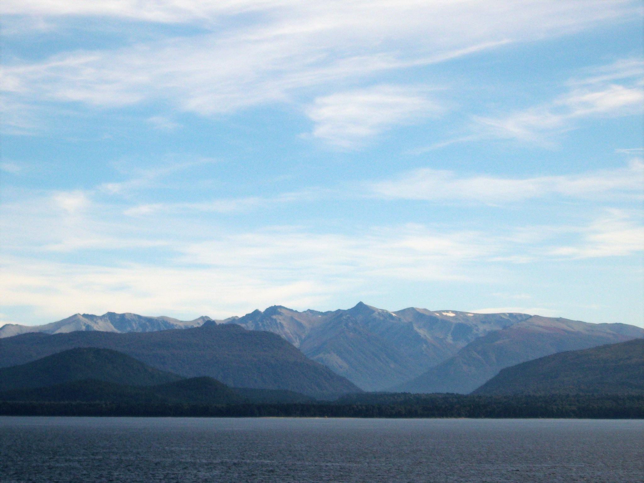 Patagonia Lago Nahuel Huapi by maria.telegdy