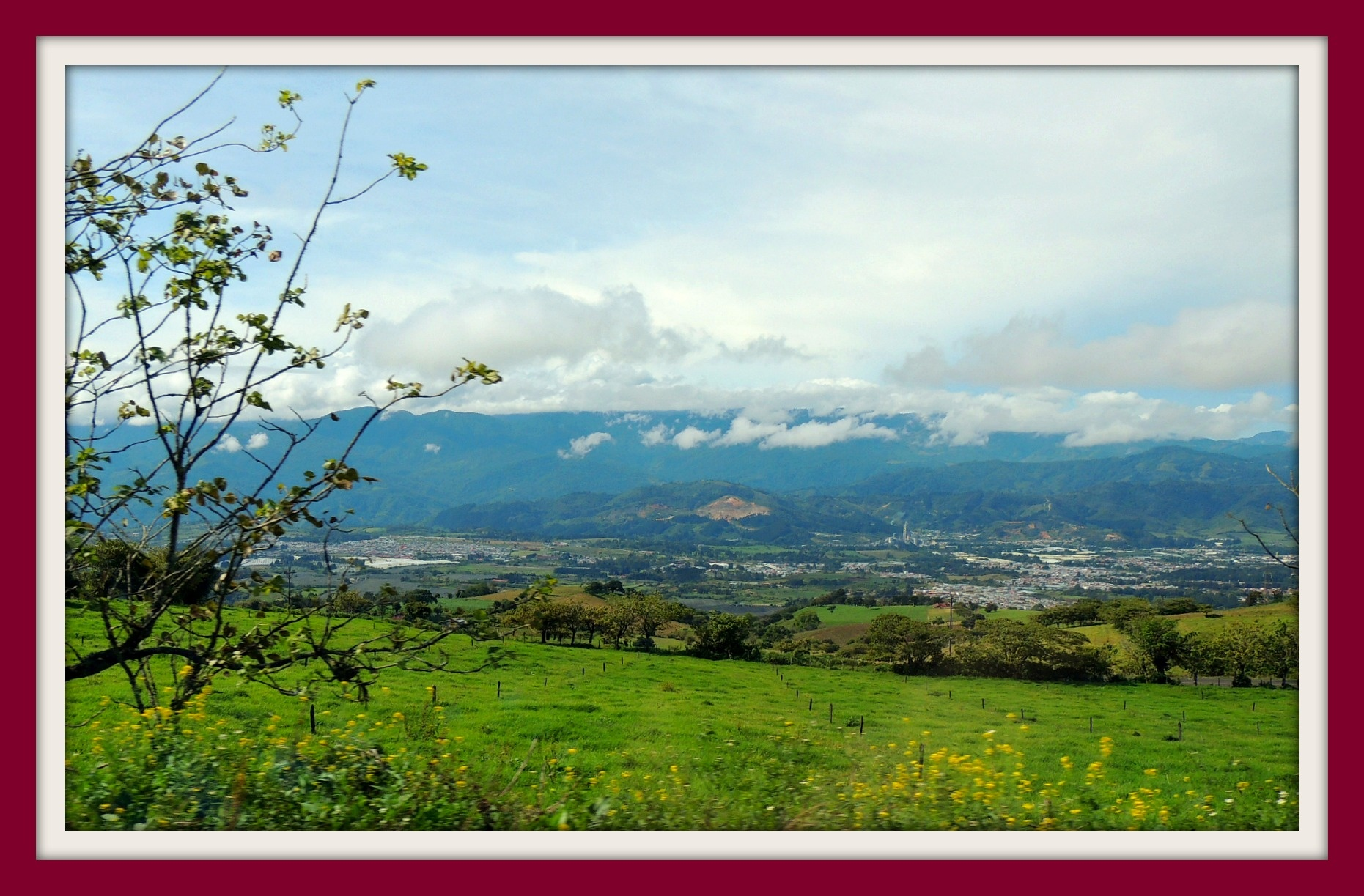 San Jose -Costa Rica  by maria.telegdy