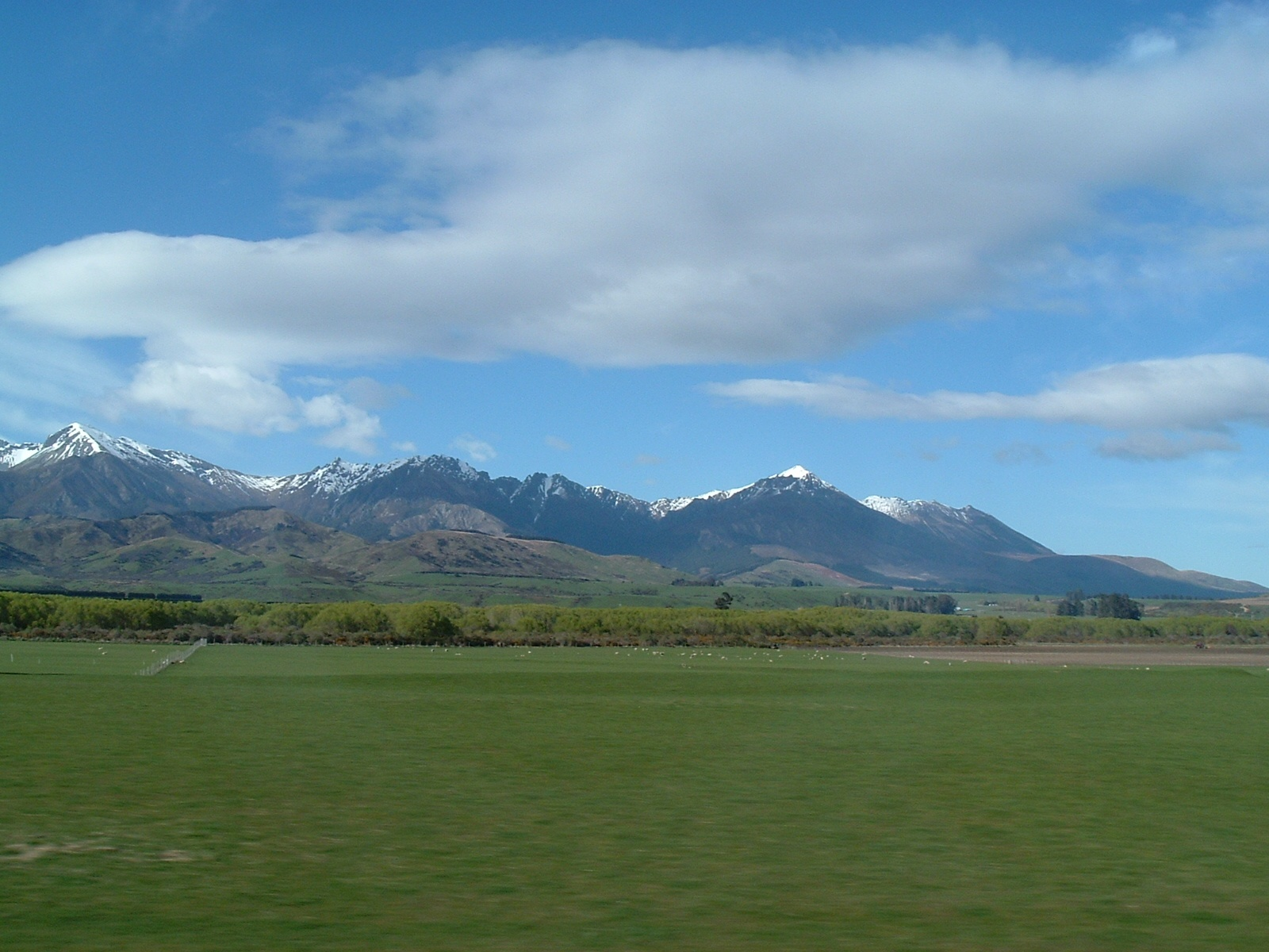The REMARKABLES - Queenstown NZ by maria.telegdy