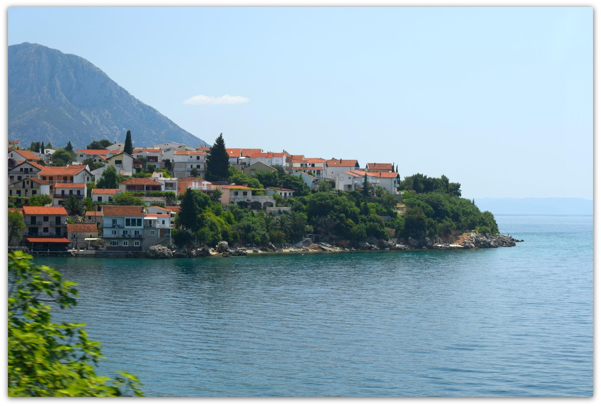 The Dalmatian coast by maria.telegdy