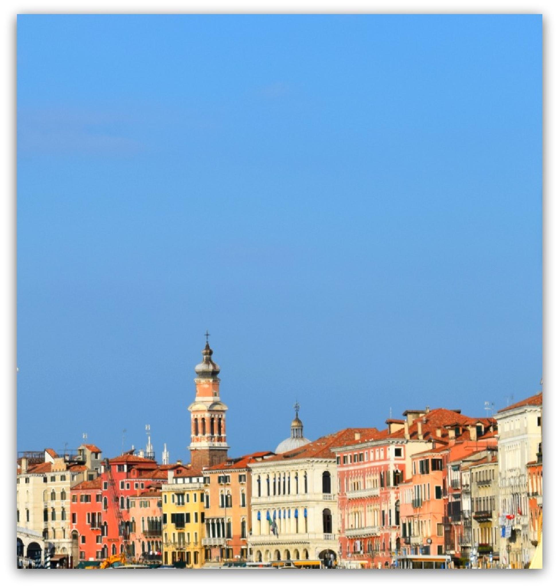 Colorful Venice by maria.telegdy