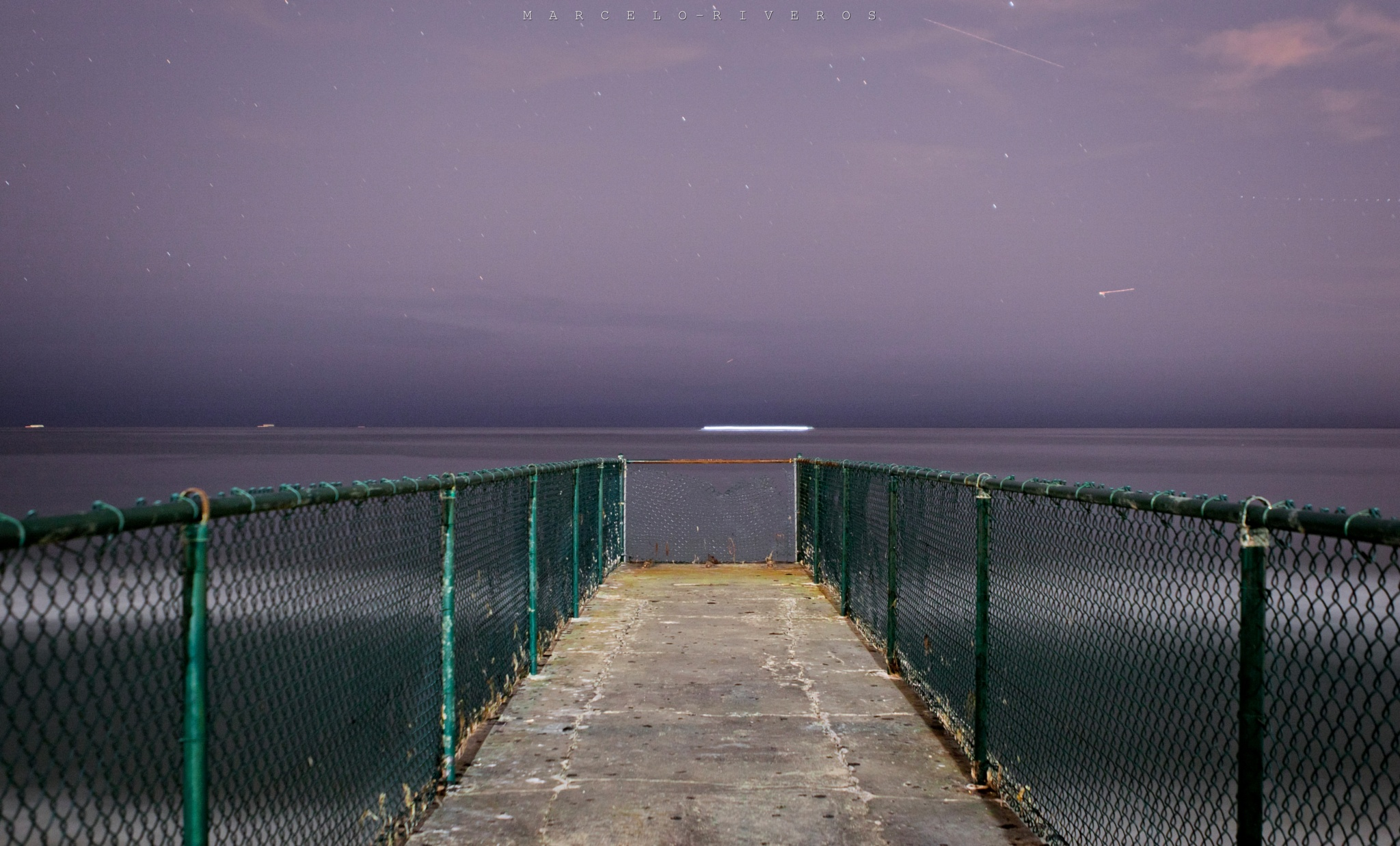 Night Shot by Marcelo Riveros