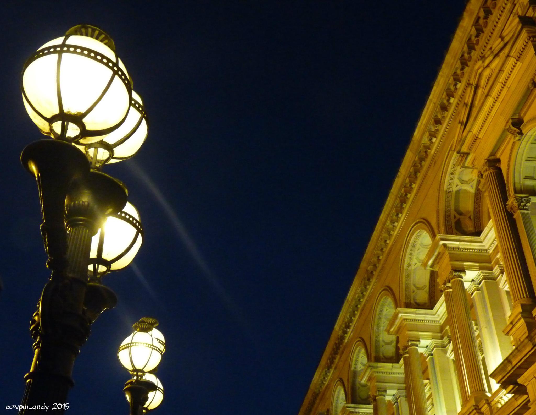 Vic Treasury Building by Andy Fryar