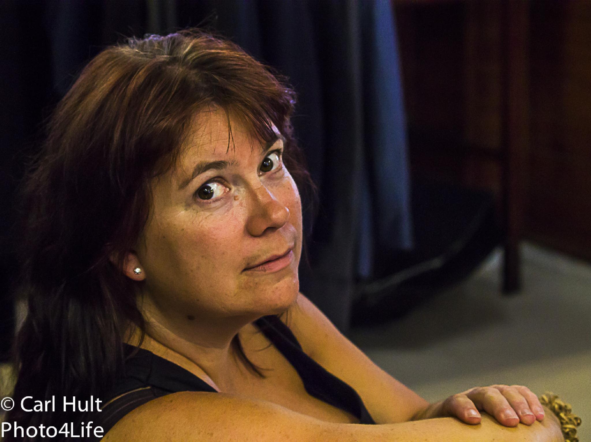 Susanne portrait by Carl Hult