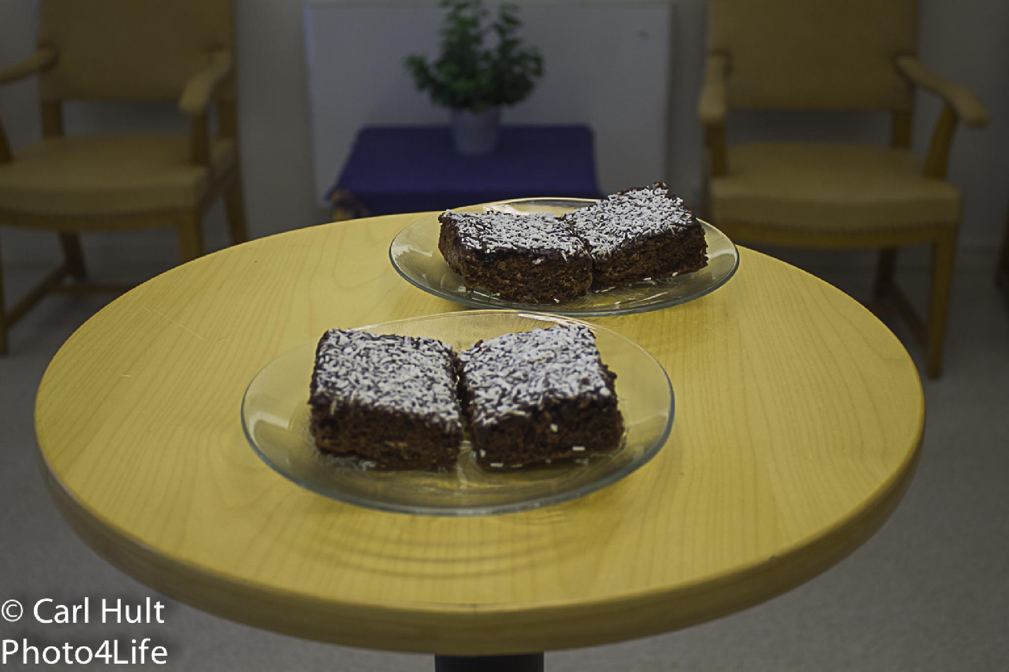 Brownies by Carl Hult