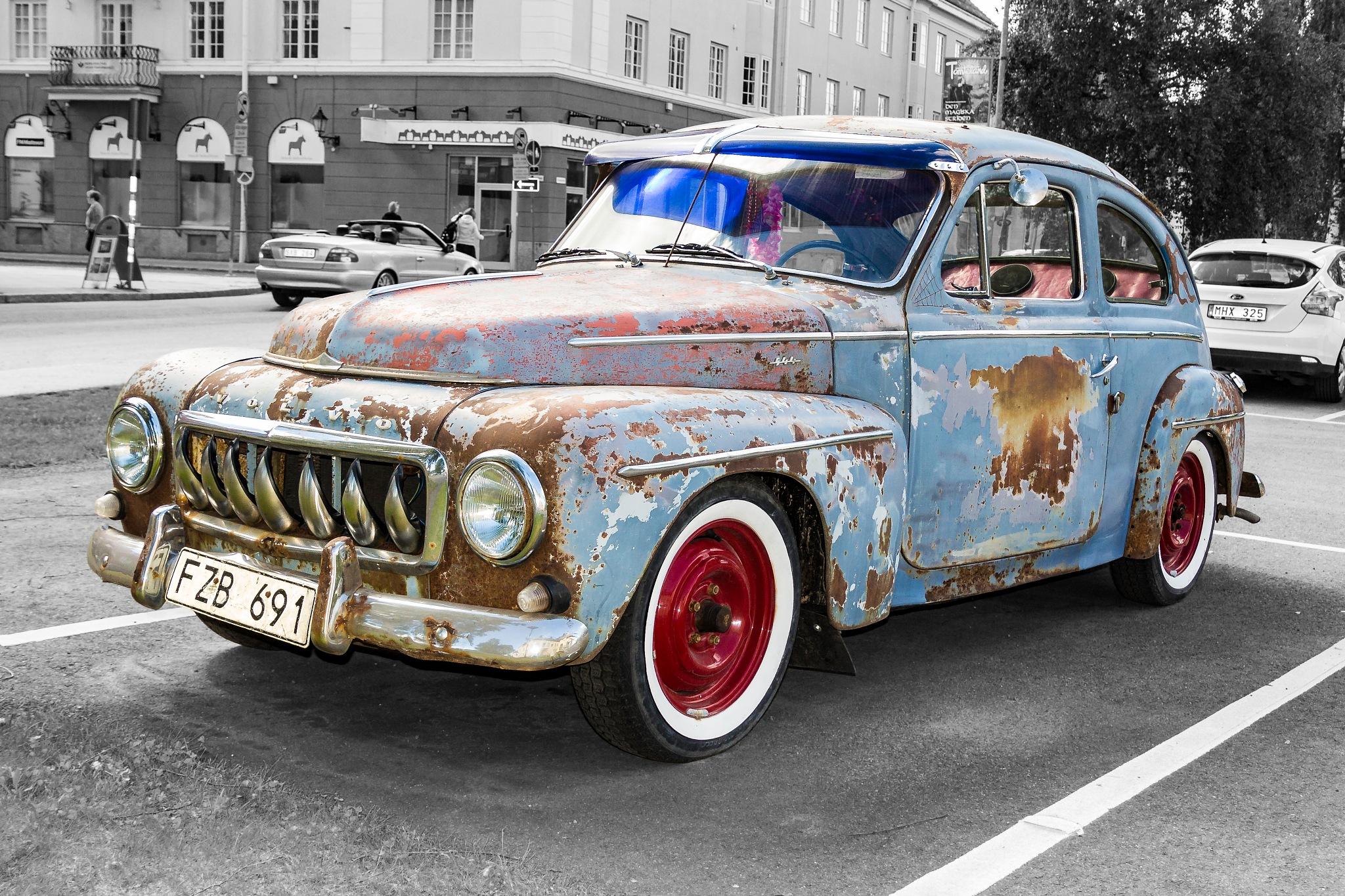 Volvo 544 by Carl Hult