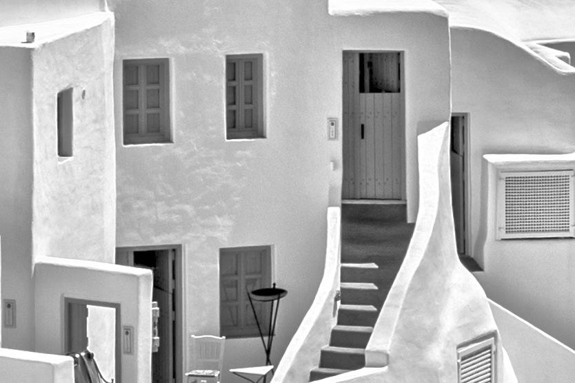 Open Door by charles desrosiers
