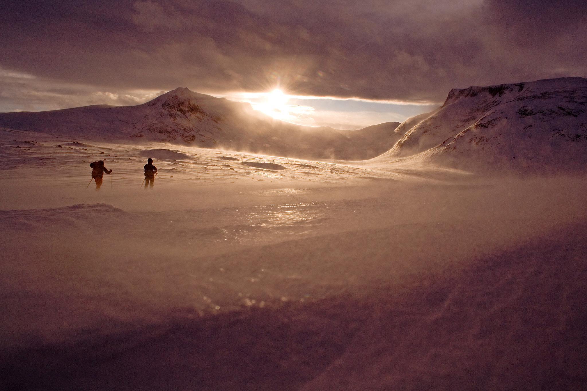 Winter days by ebba.samuelsson